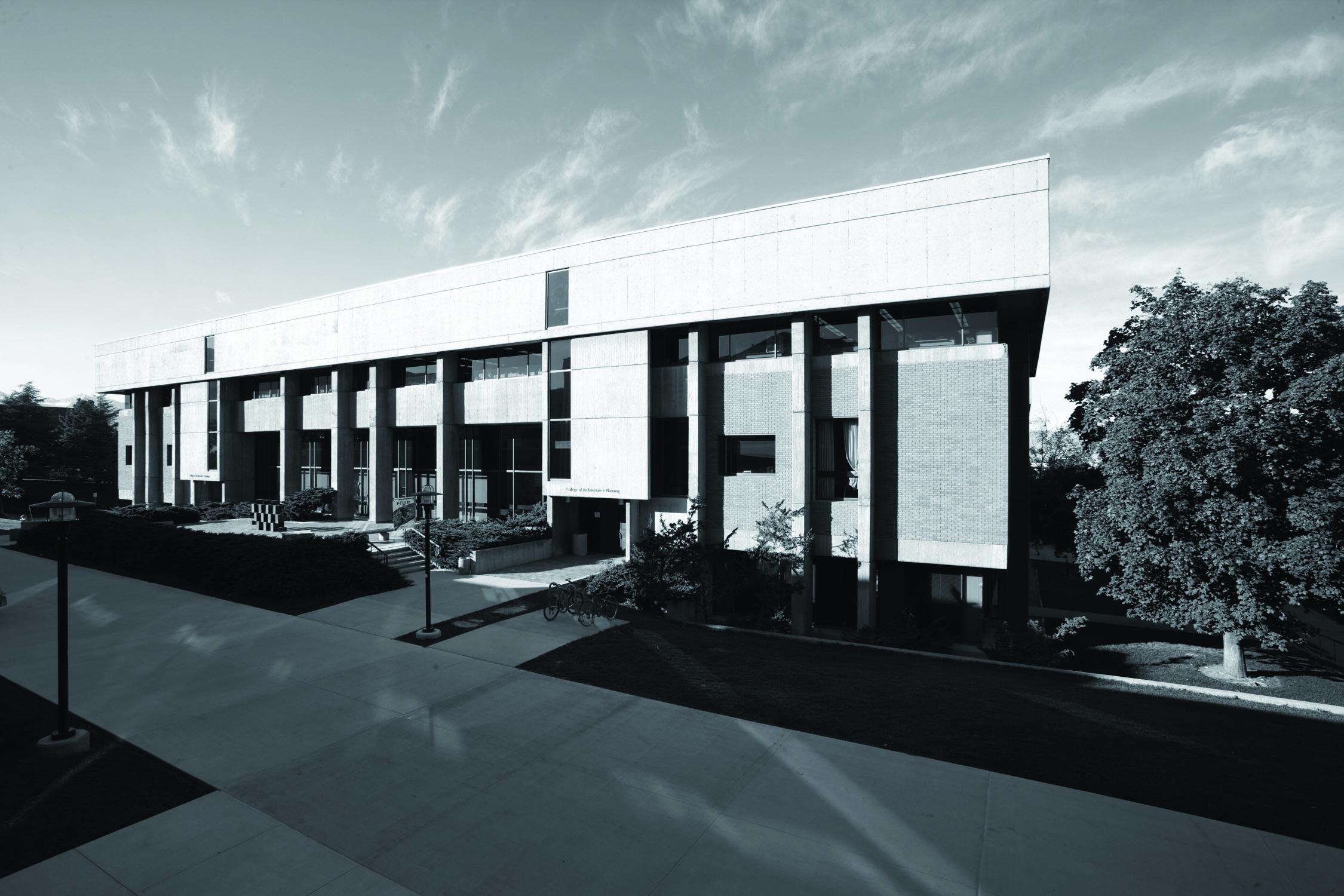 Net zero retrofit of 1970 Architecture building is part of the U's commitment to reduce energy consumption.