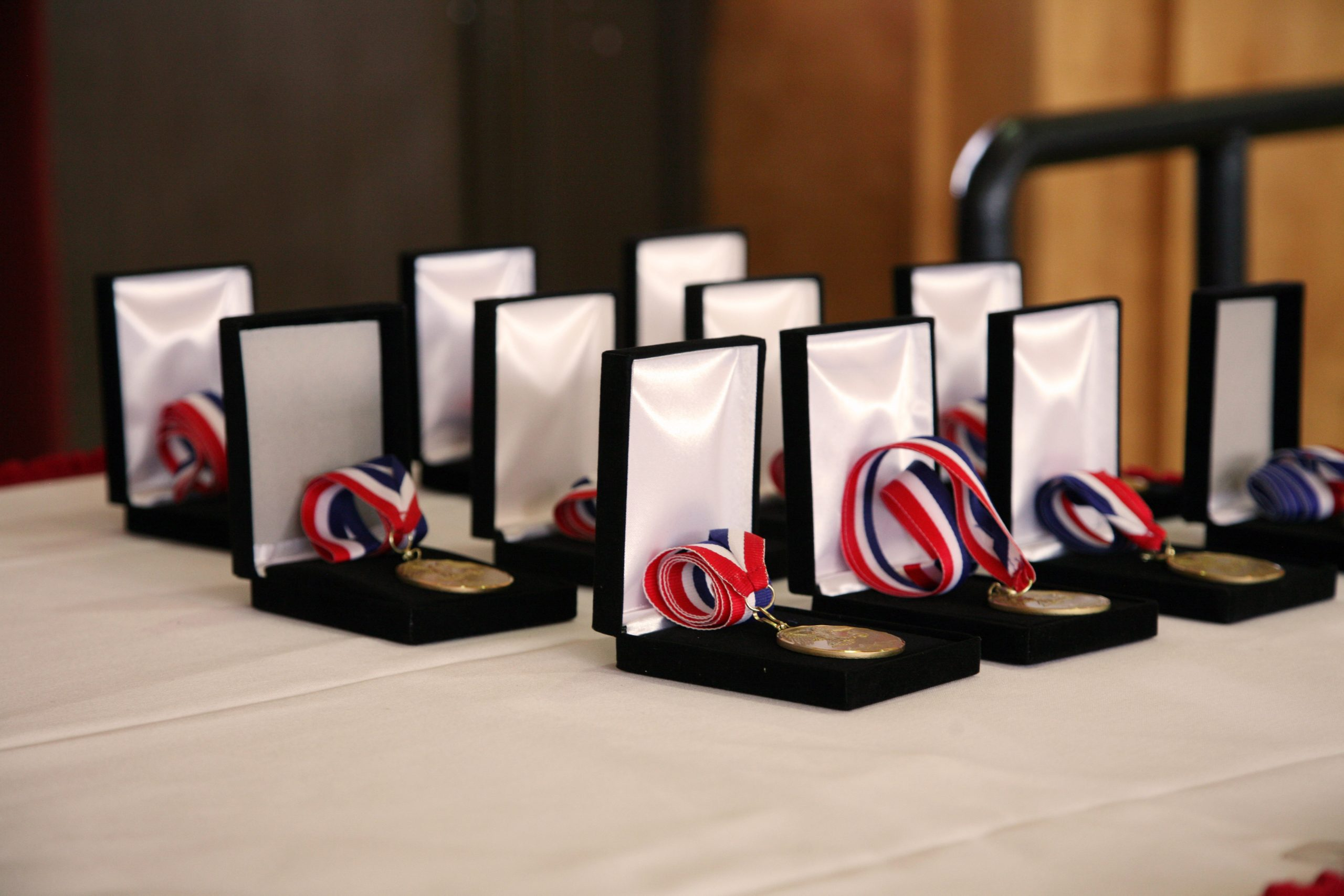 The University of Utah is inviting nominations for 11 Utah veterans to be honored at its 14th annual Veterans Day ceremony. Each honoree will be given a medallion at the full-dress military ceremony on November 11.