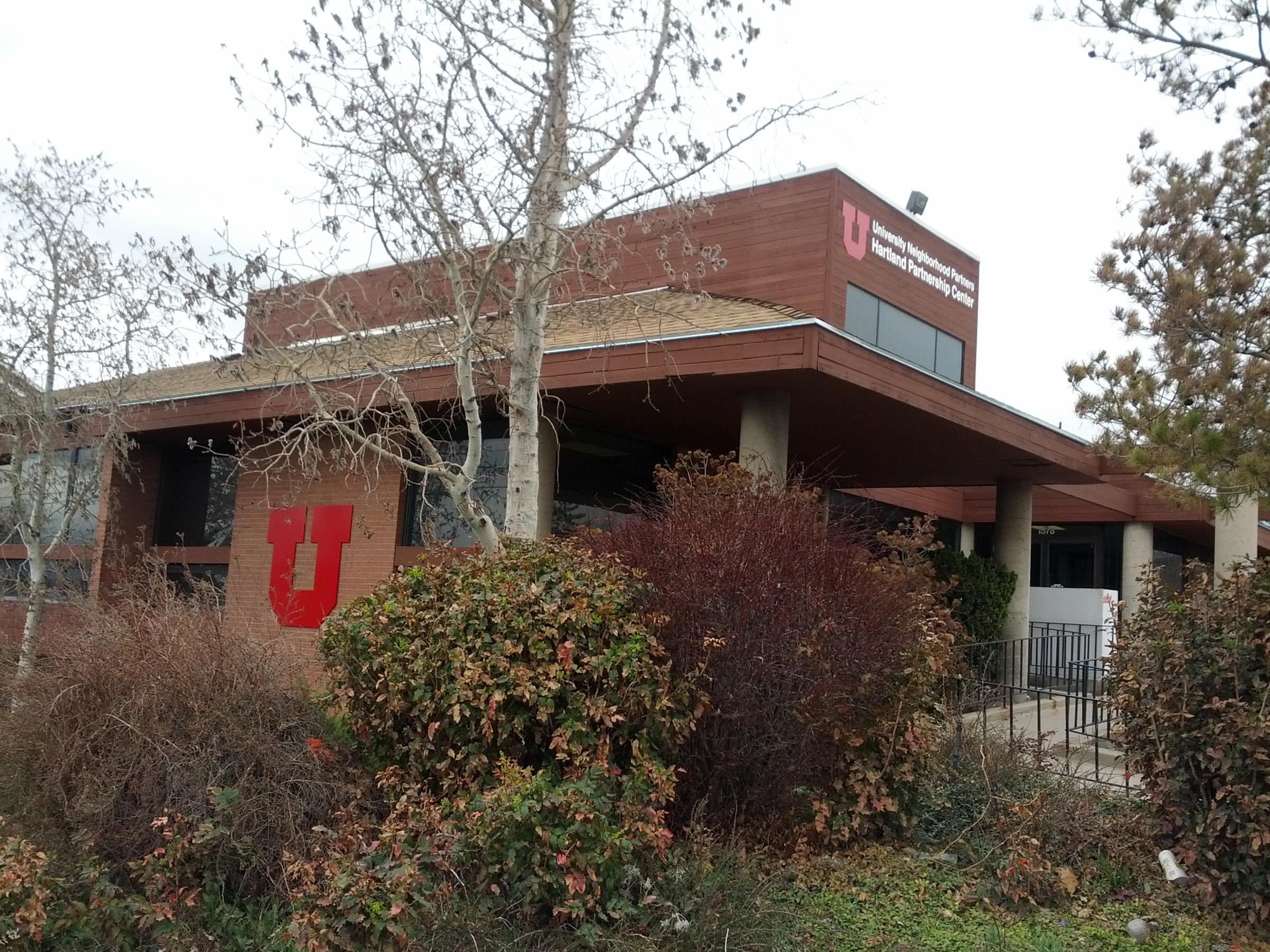 The new Hartland Partnership Center.