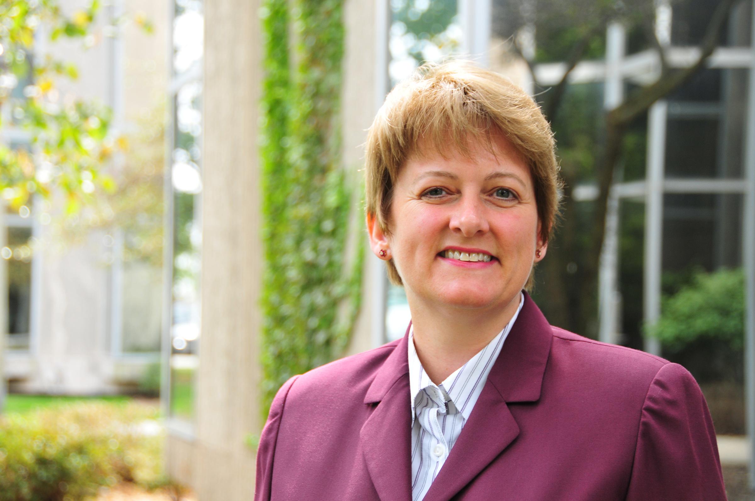 Angela G. Ray, associate professor of Communication Studies at Northwestern University.