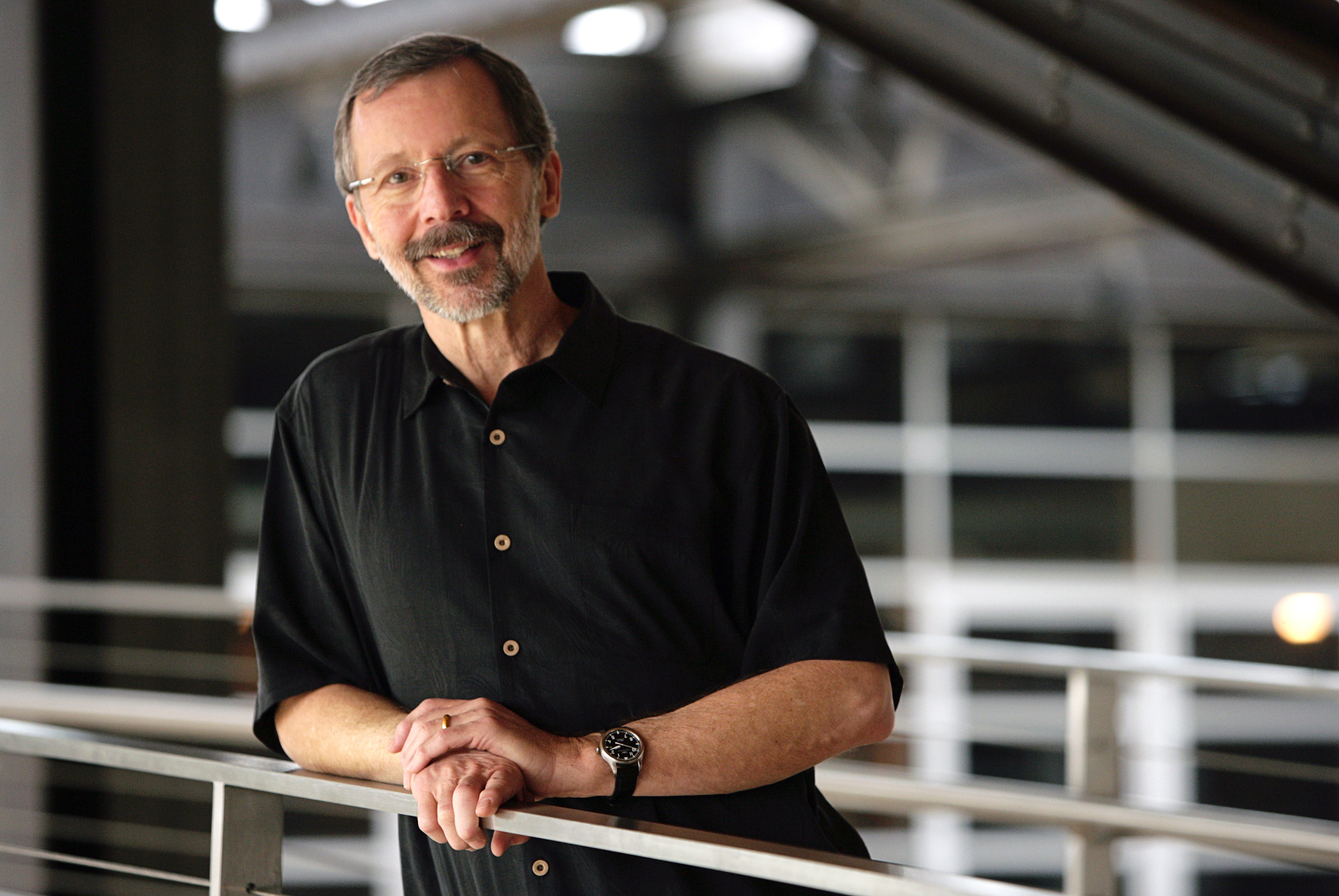 Ed Catmull, president and cofounder of Pixar Animation Studios, will deliver the university's general commencement address.