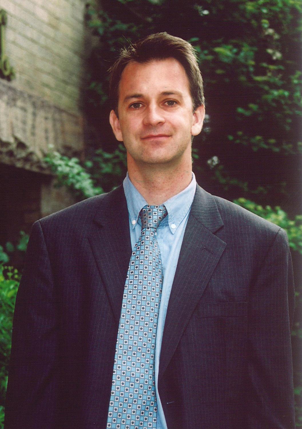 Christopher Hacon, distinguished professor of mathematics at the University of Utah