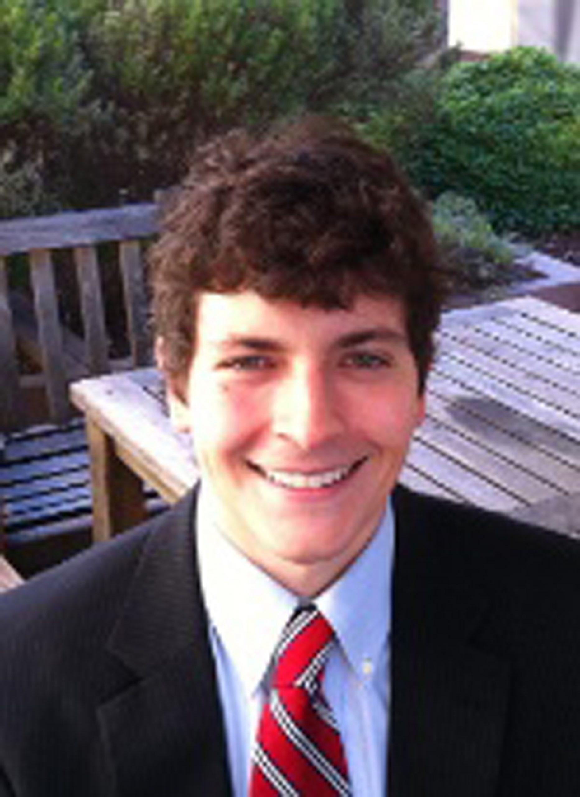 Chris Stanton, assistant professor of finance.