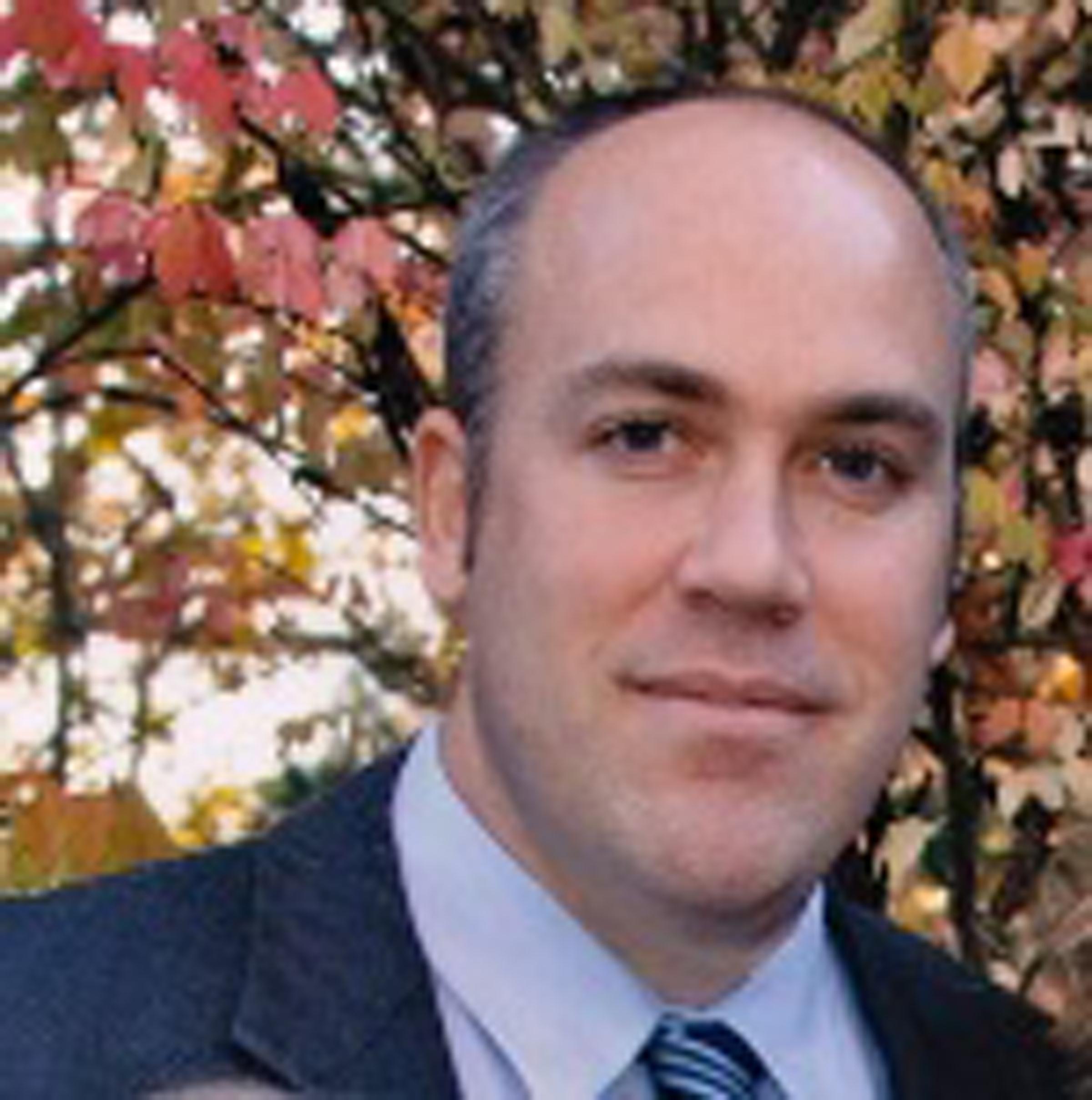 David Bokovoy, instructor and postdoctoral fellow in Mormon studies.
