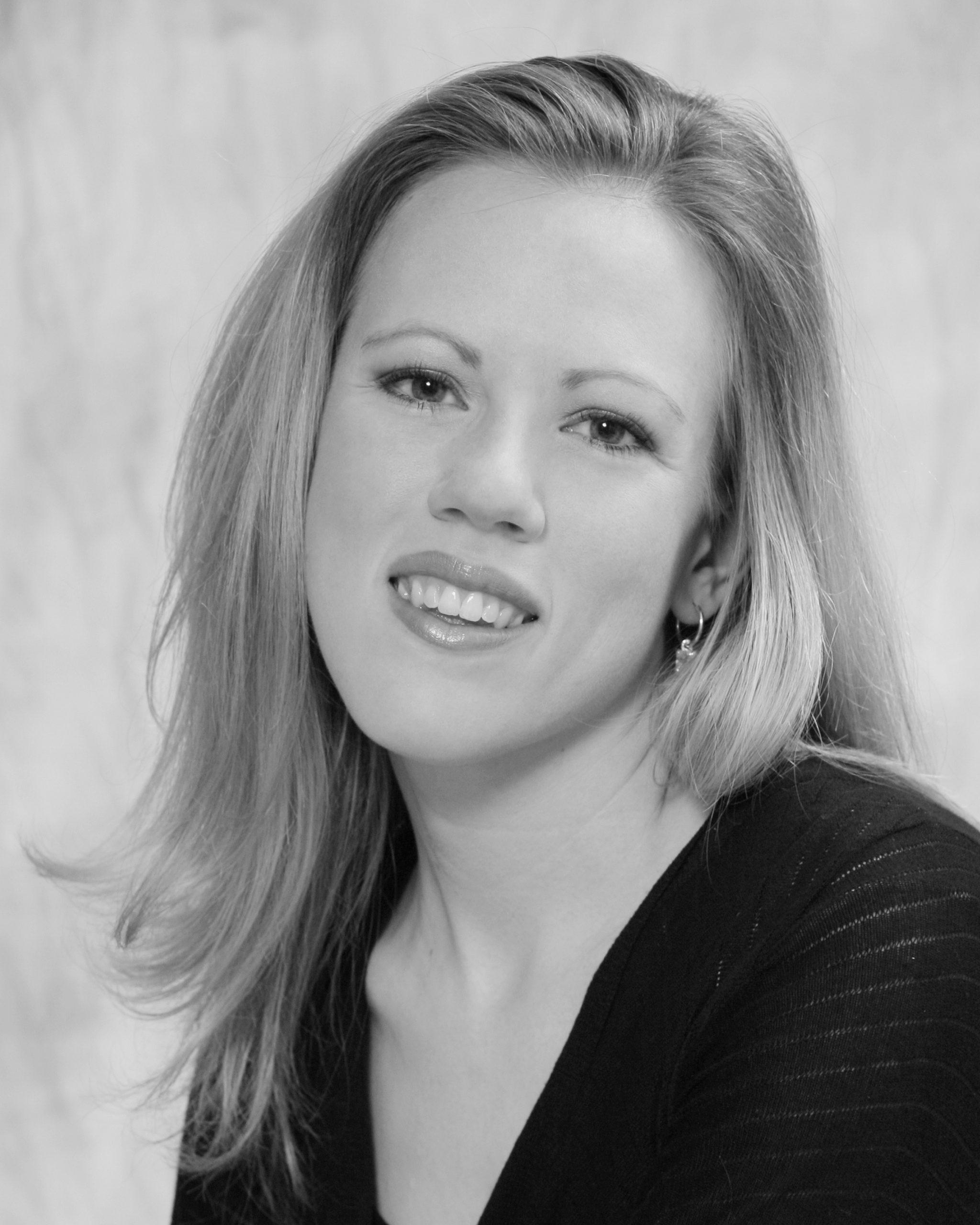Doctoral student in the School of Music's opera program – Demaree Brown, mezzo-soprano