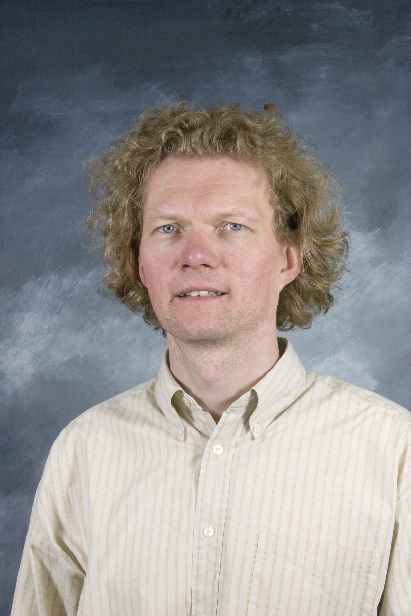Hajo Eicken, geophysicist.