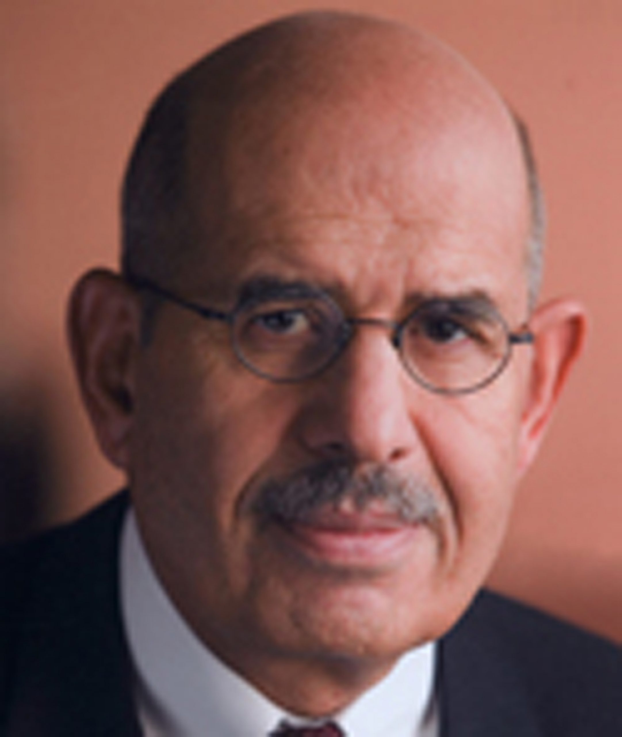 Mohamed ElBaradei, Nobel Peace Prize Laureate and former director of the International Atomic Energy Agency.