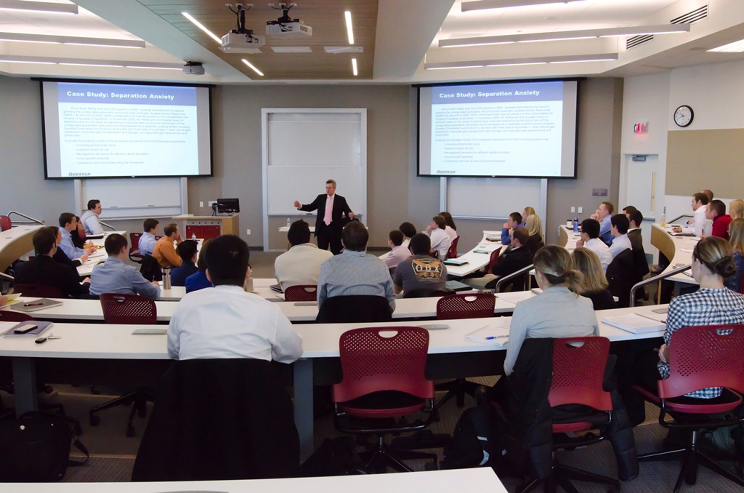 The David Eccles School of Business is now offering an Interdisciplinary Certificate in Entrepreneurship for undergraduates.