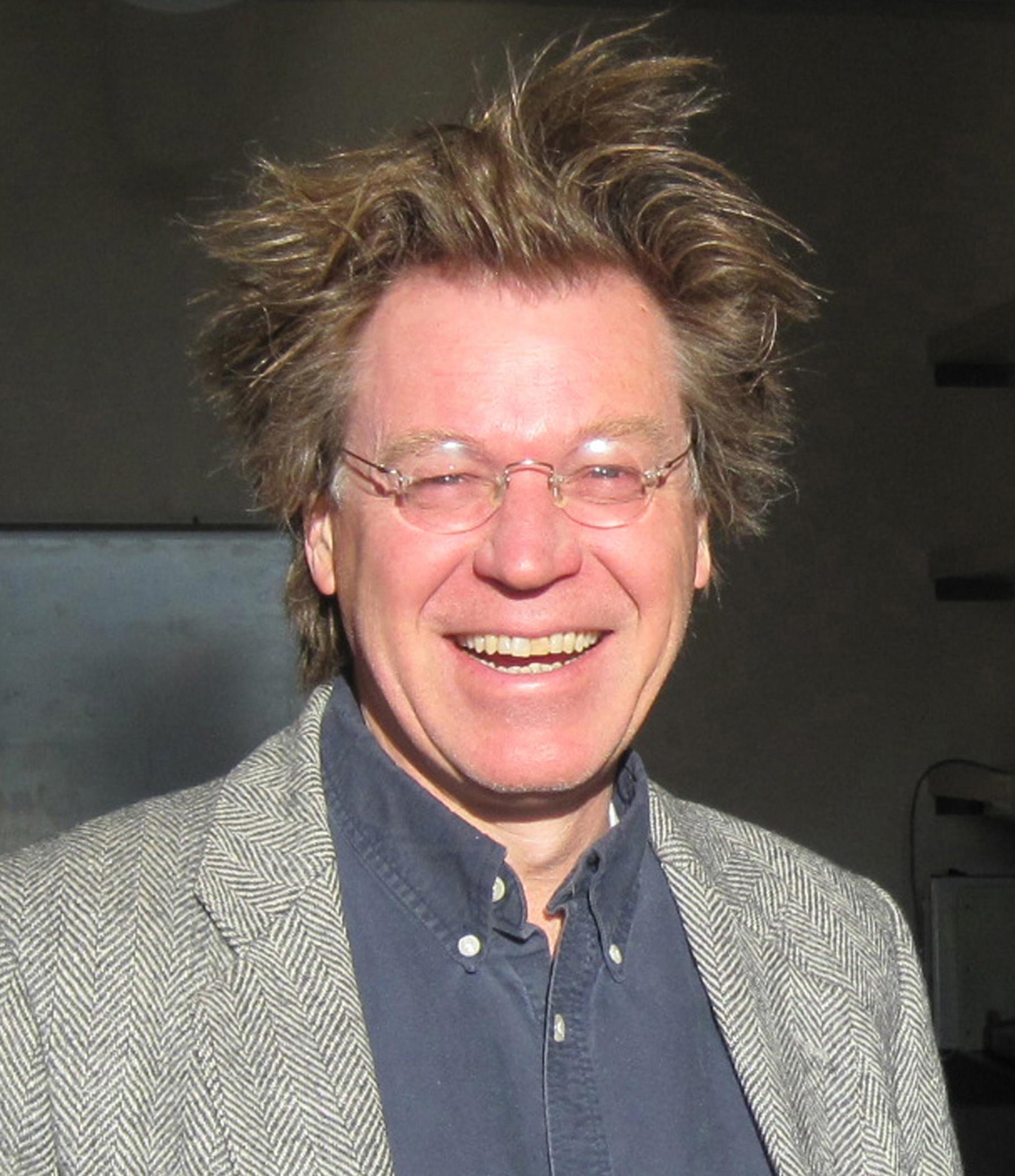 University of Utah biologist Erik Jorgensen