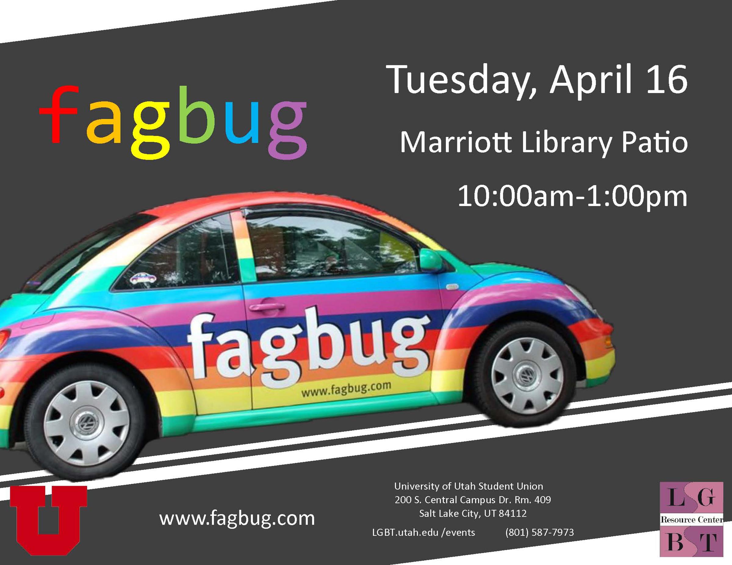 Fagbug Poster.