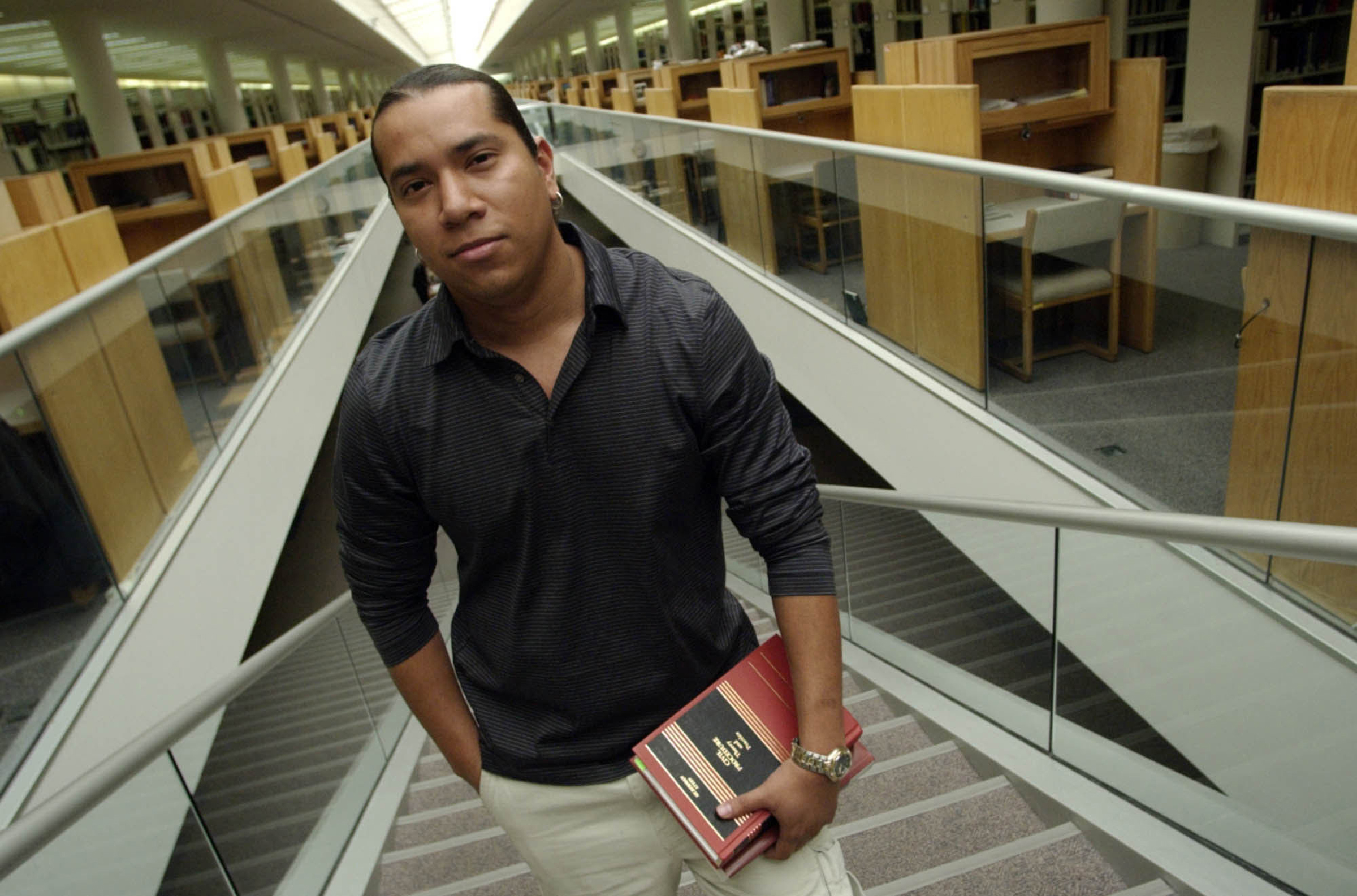 A new scholarship, created to celebrate the life of former law student David Cuch, 1978-2007, will be announced Friday, May 30. The David Arapene Cuch Endowed Scholarship Fund was created to provide financial support for members of the Ute Indian Tribe who follow Cuch's path by attending law school at the U. The scholarship is funded by his family and friends.