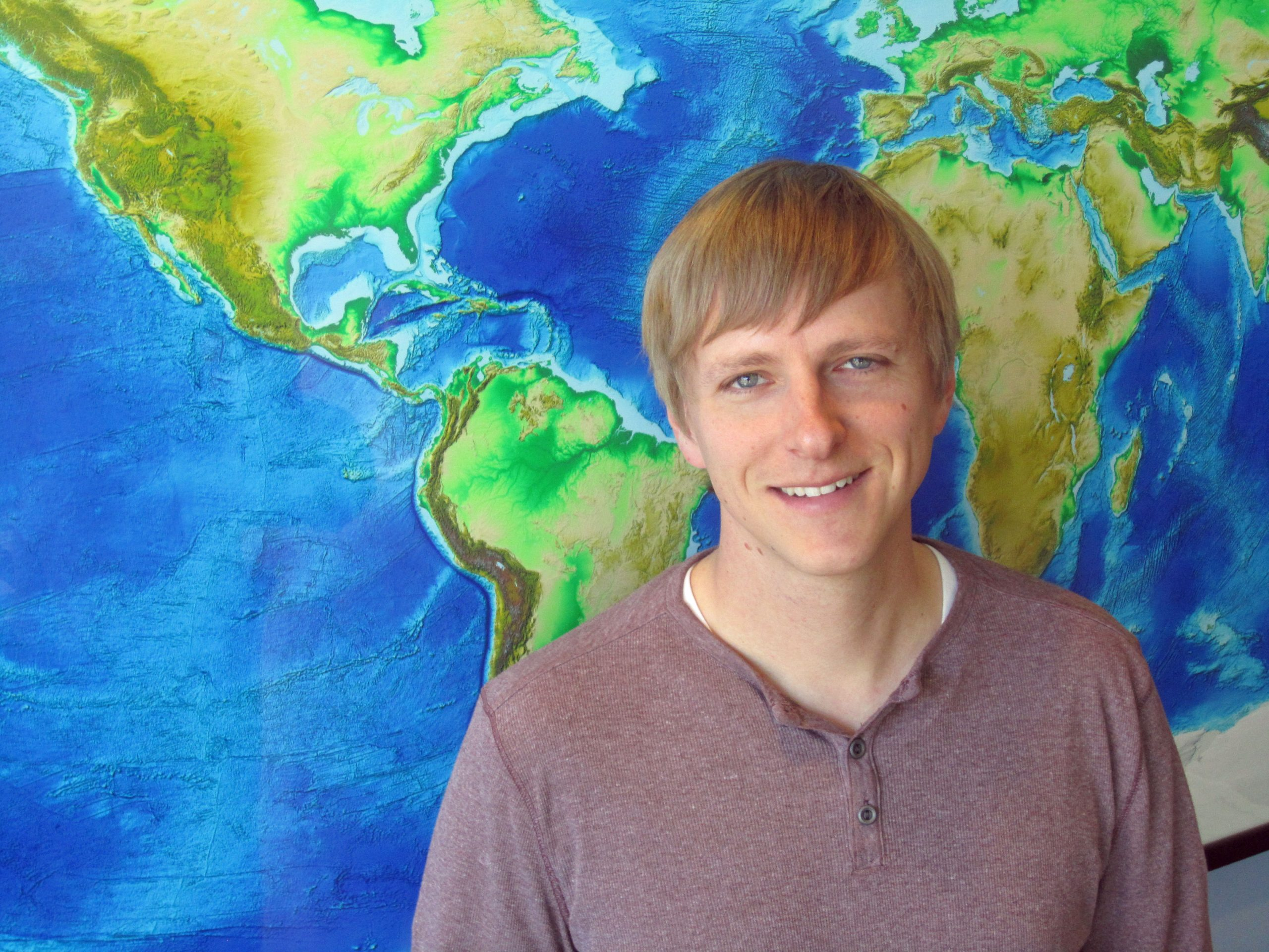 University of Utah geochemist Gabe Bowen led a new study, published in Nature Communications, showing that the curvy jet stream pattern that brought mild weather to western North America and intense cold to the eastern states this past winter has become more dominant during the past 4,000 years than it was from 8,000 to 4,000 years ago. The study suggests global warming may aggravate the pattern, meaning such severe winter weather extremes may be worse in the future.