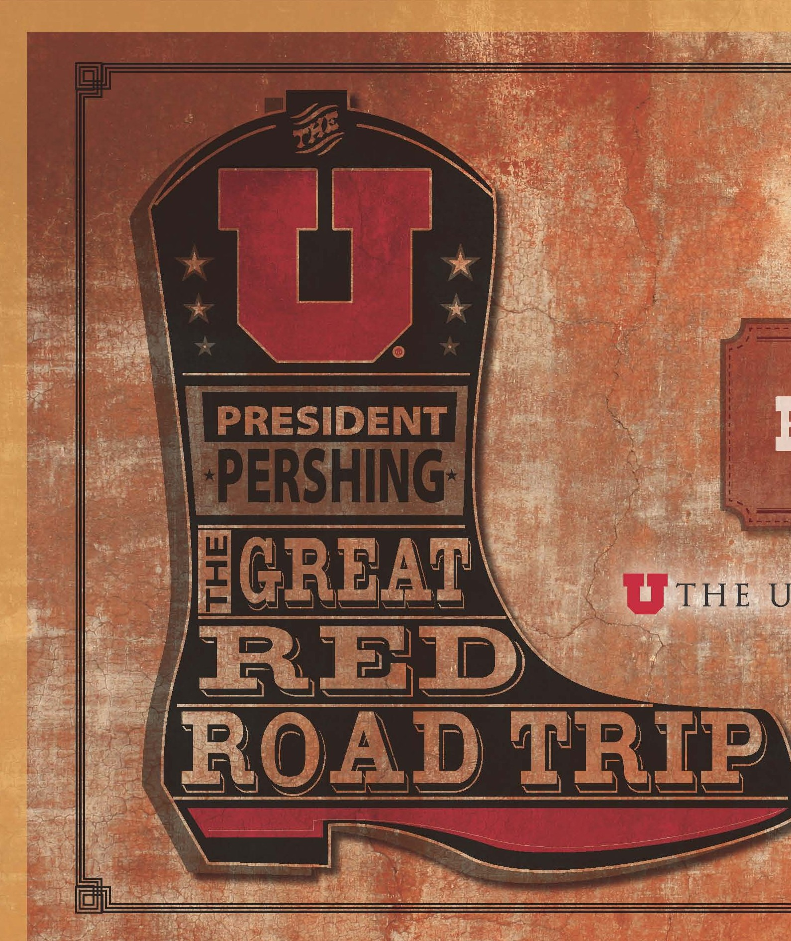 The Great Red Road Trip. Bringing the U to You.