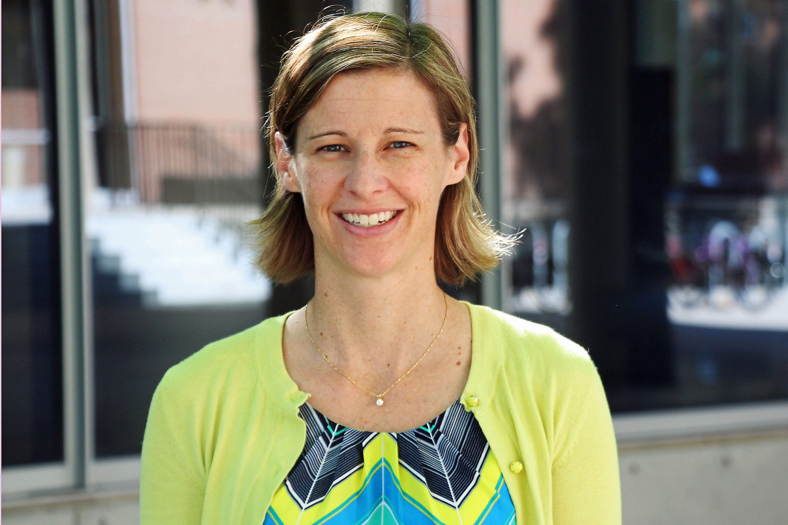 University of Utah chemist Jen Heemstra has won a Cottrell Scholar Award aimed at early career physical scientists committed to excellence in research and undergraduate teaching.