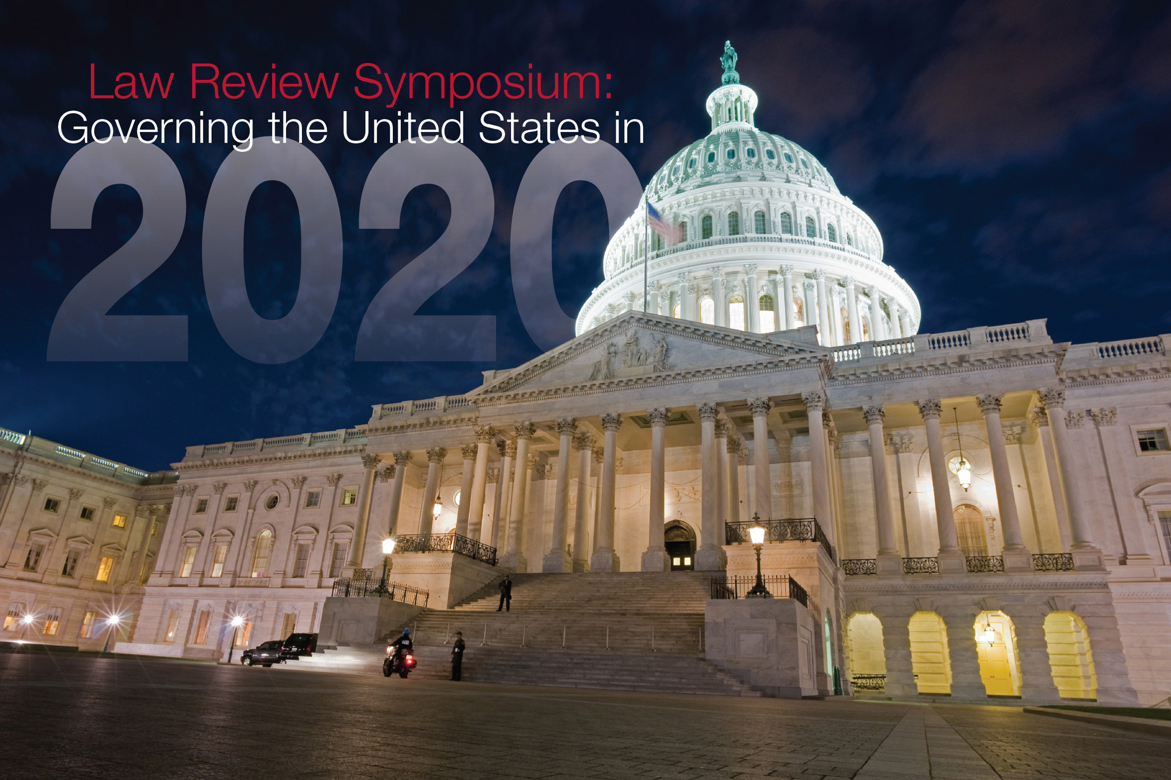 """Former U.S. Senator Jeff Bingaman will give the keynote address at the U's Law Review Symposium, Friday, Nov. 8, 8 a.m. – 4:30 p.m. The symposium, titled """"Governing the United States in 2020,"""" focuses on current challenges and practical solutions to problems facing U.S. government."""