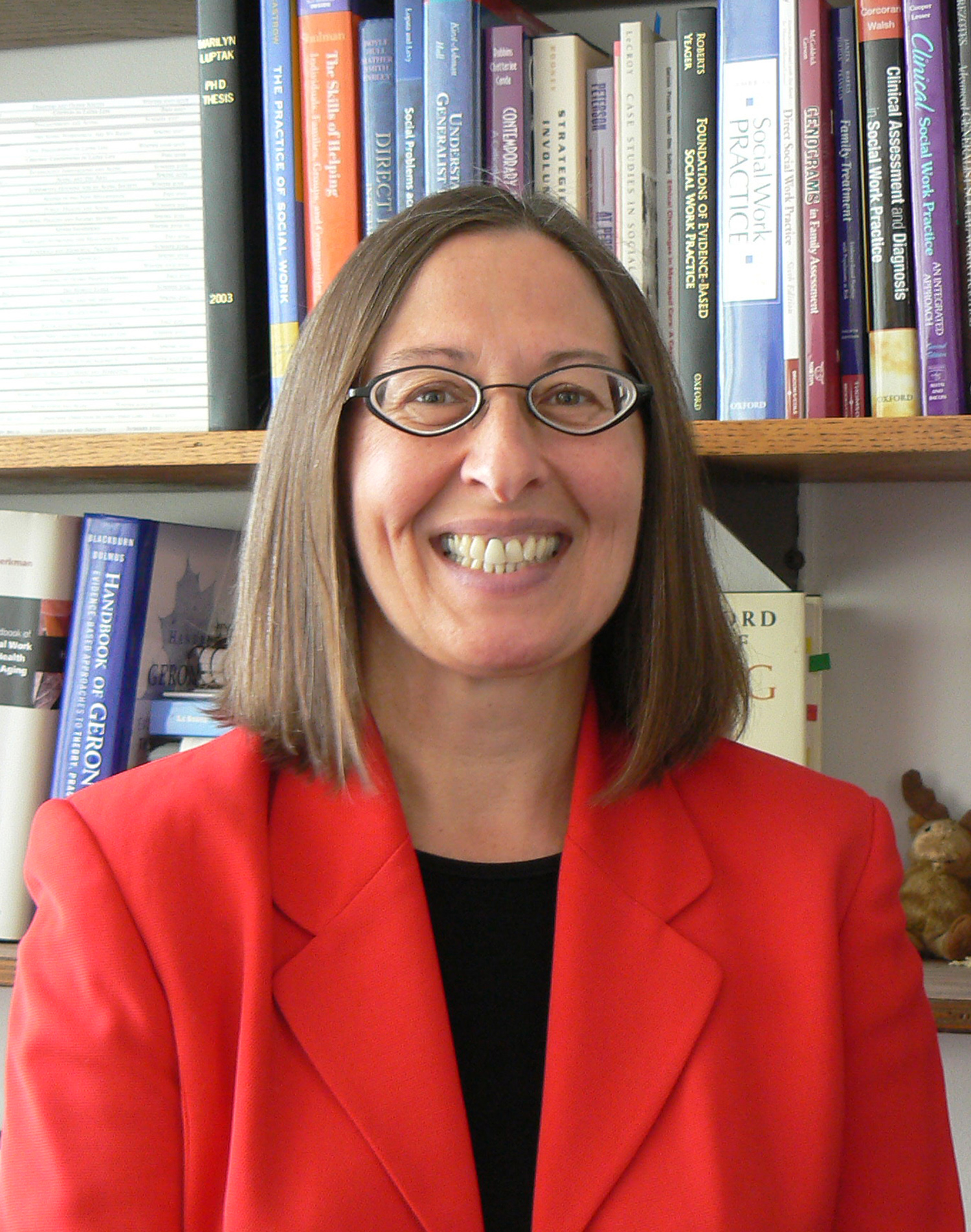 Dr. Marilyn Luptak will serve as the next Belle S. Spafford Endowed Chair