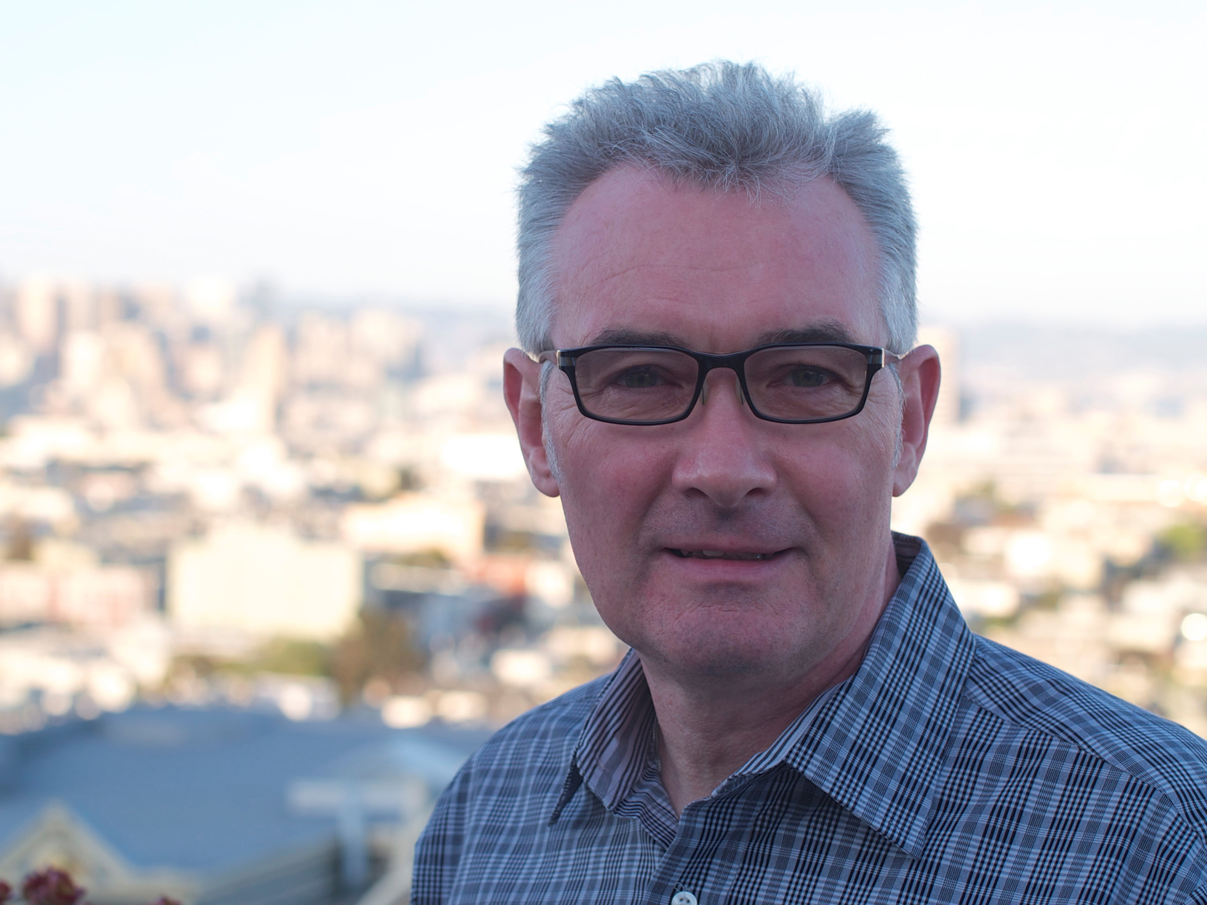 Martin McMahon, Ph.D., Professor in the Department of Dermatology and HCI Senior Director of Pre-Clinical Translation.