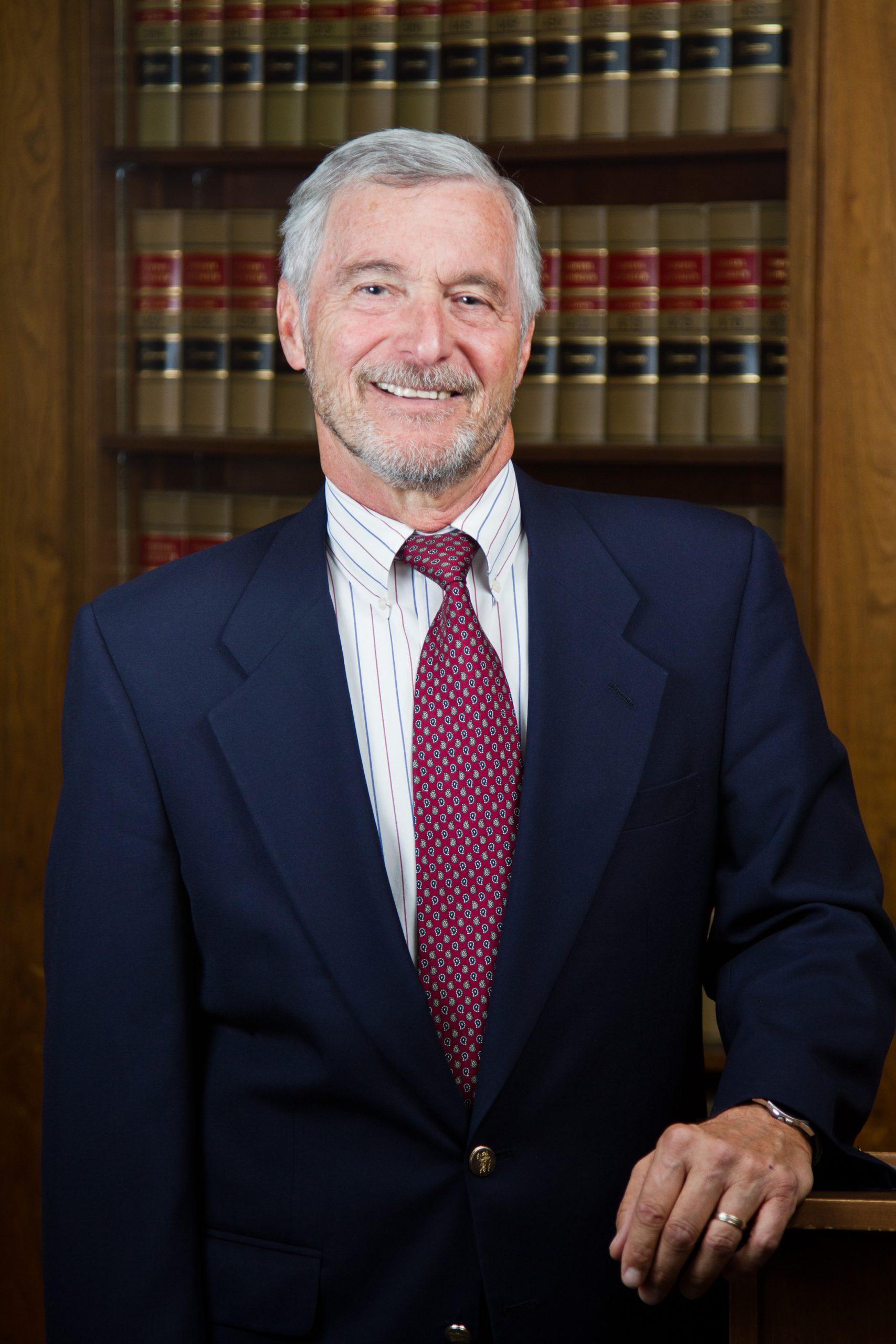 S.J. Quinney College of Law Professor, Wayne McCormack.