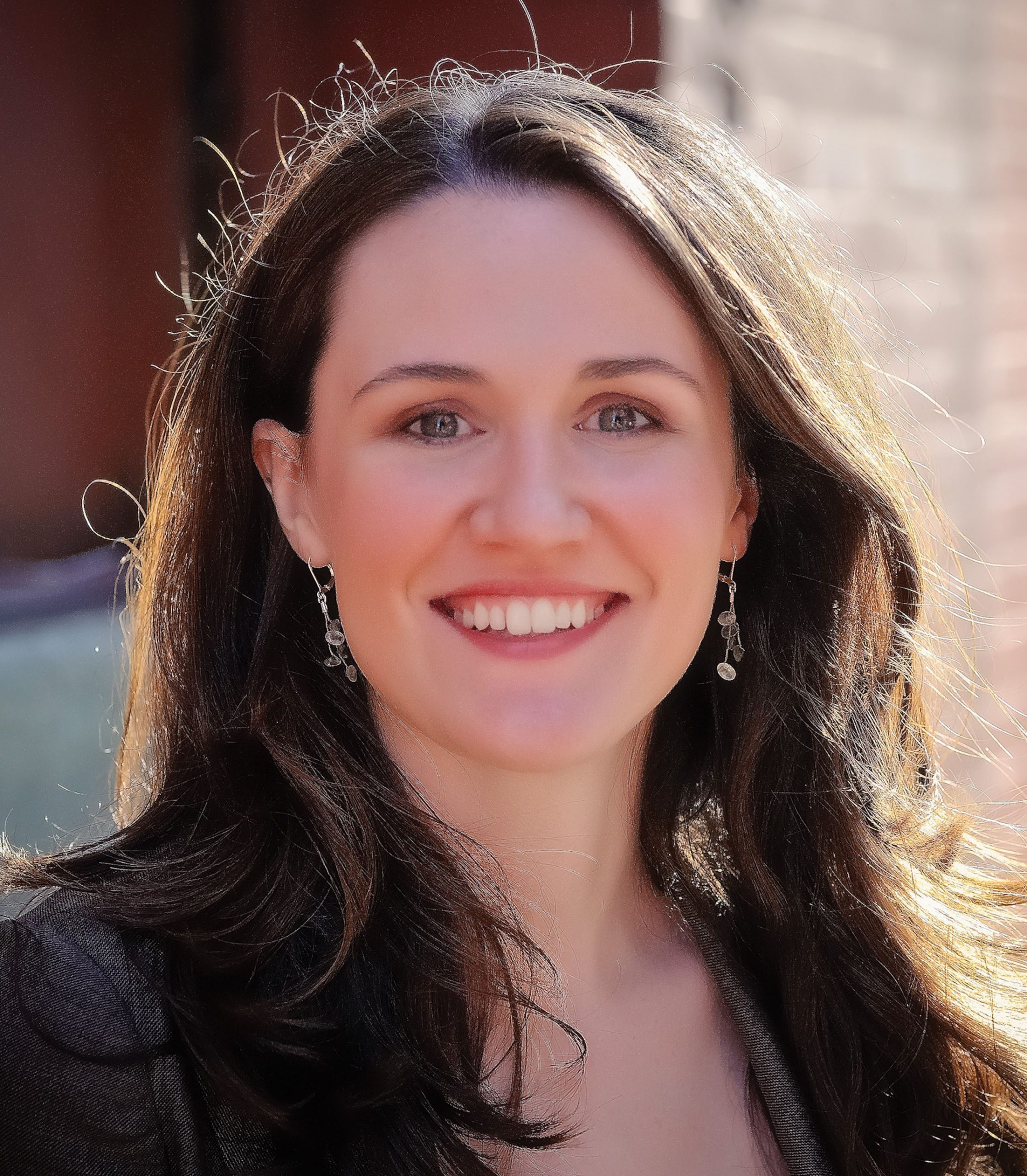 Liz Murray, who will speak at the University of Utah's 2013 Commencement Thurs. May 2, 2013.