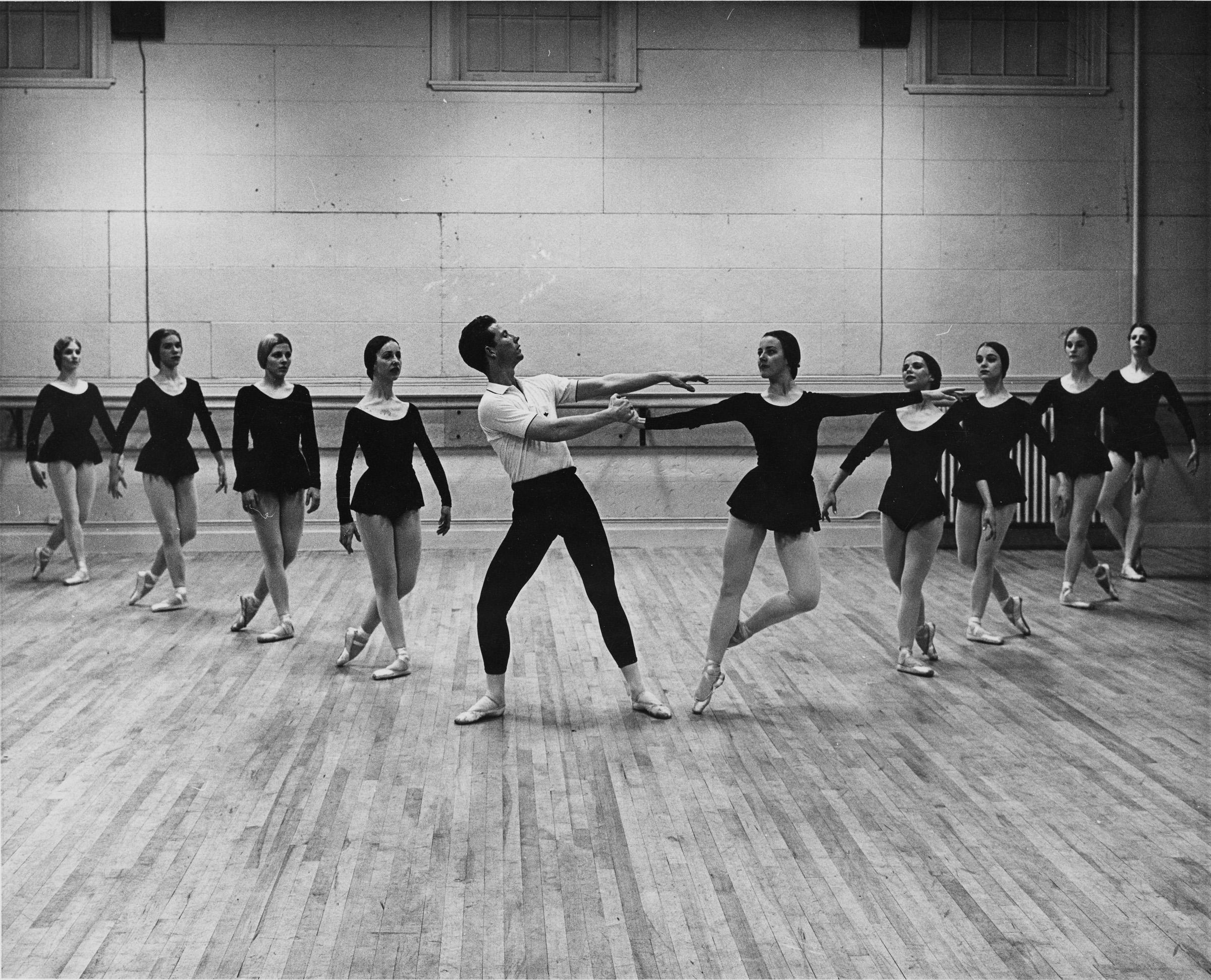 A-C Concerto Borocco recital, Ballet West