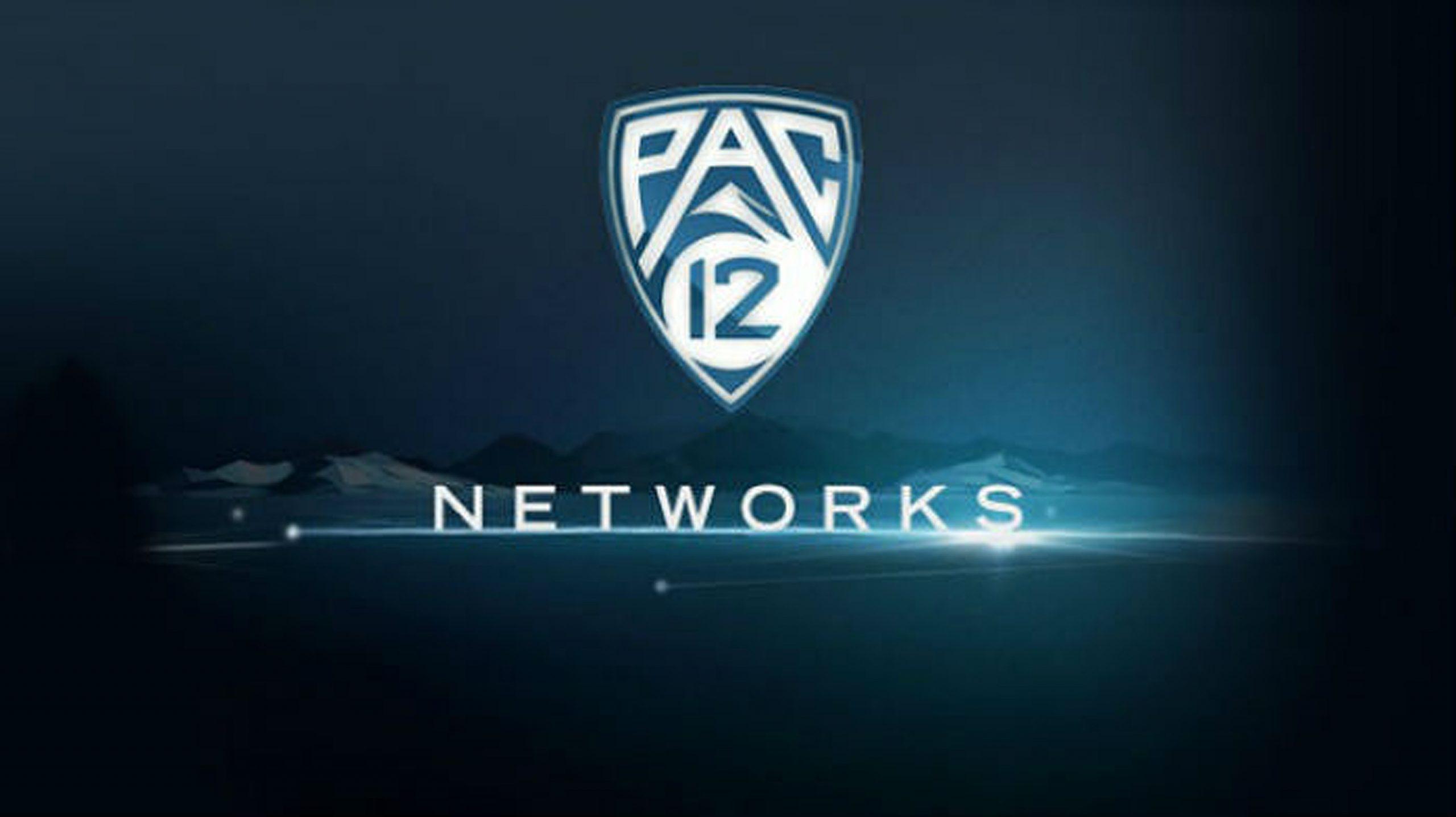 Pac-12 Networks logo.