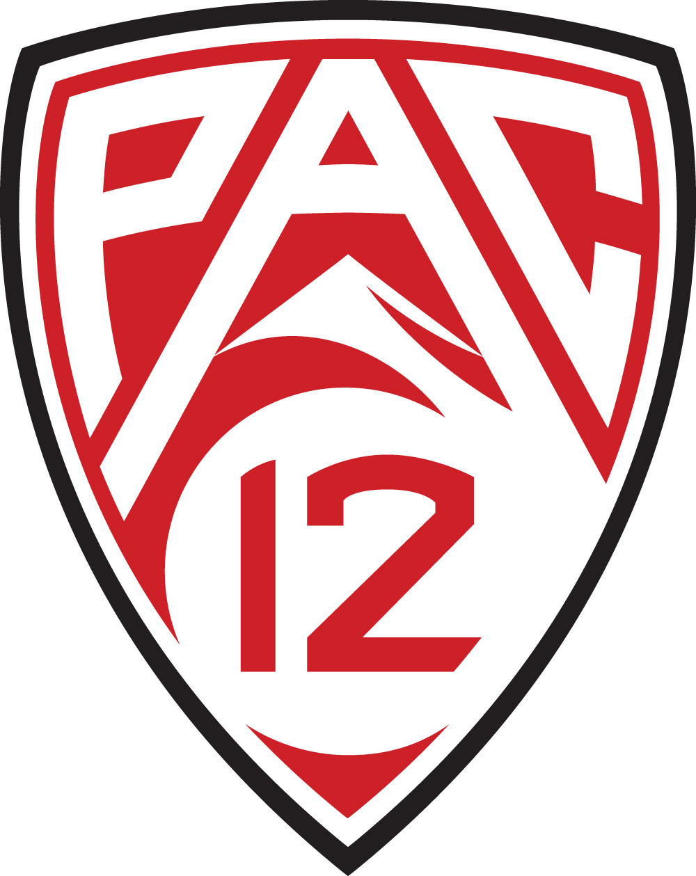 New PAC-12 Athletic Conference Logo