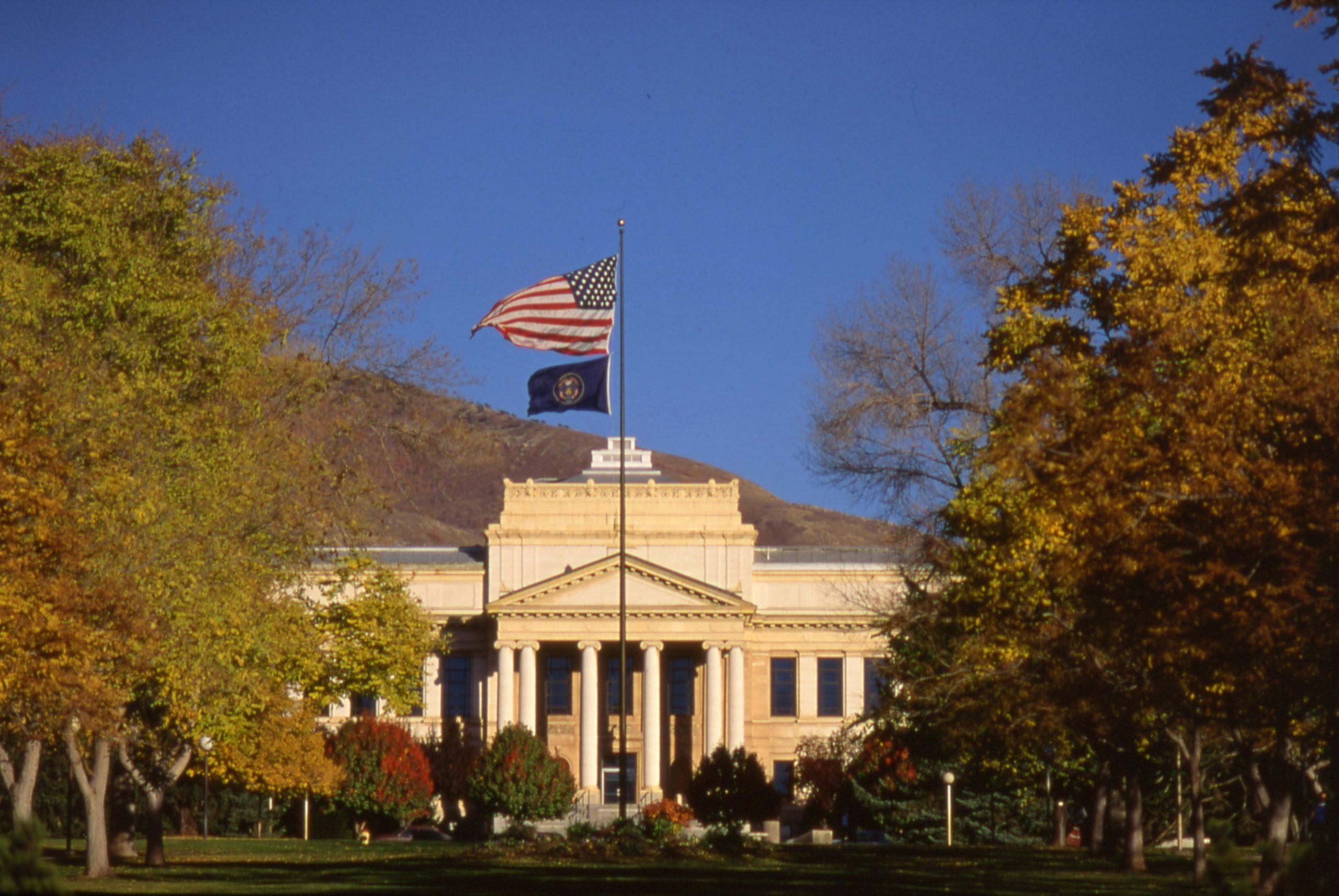 John R. Park building at the University of Utah