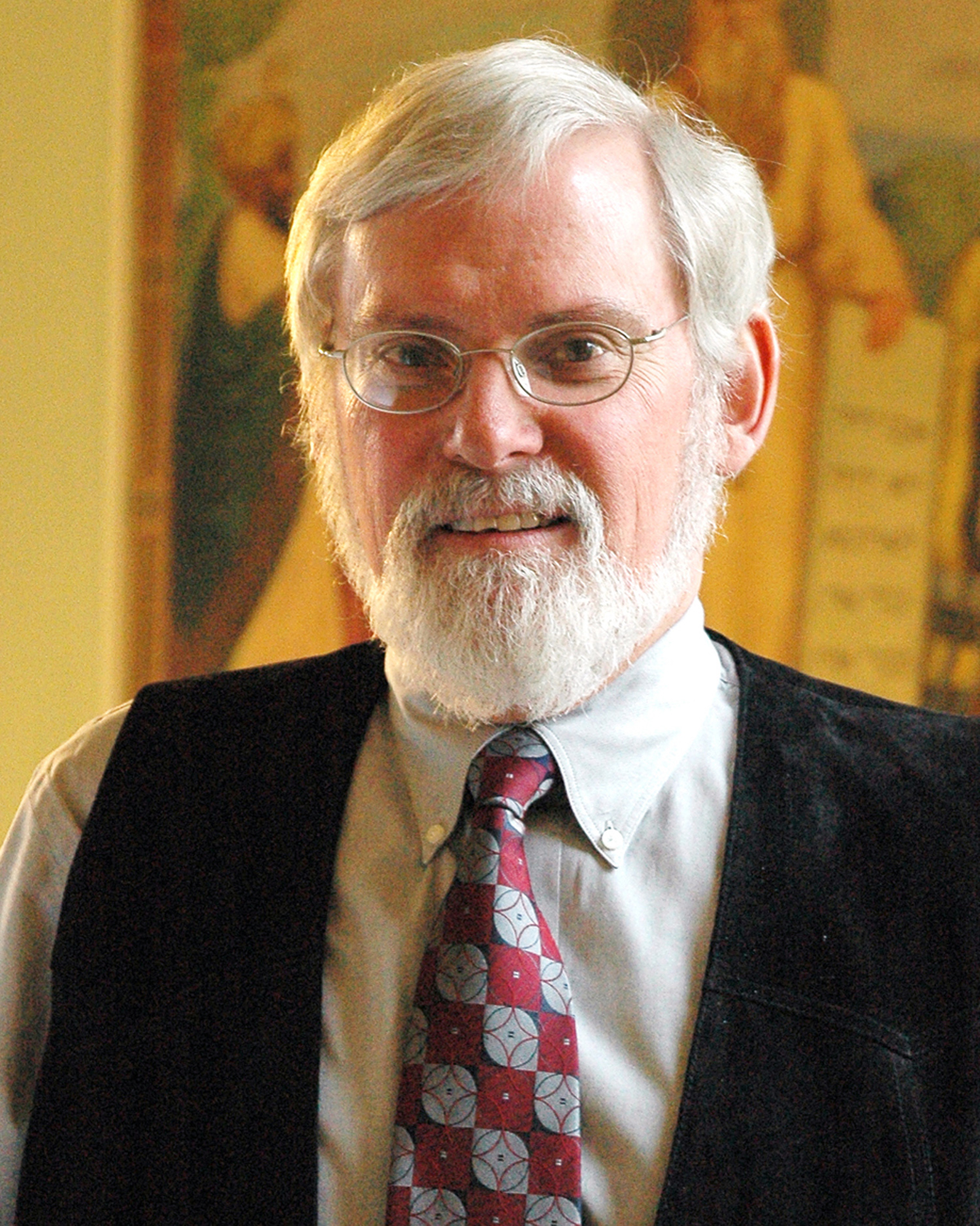 New University of Utah President Dr. David W. Pershing.