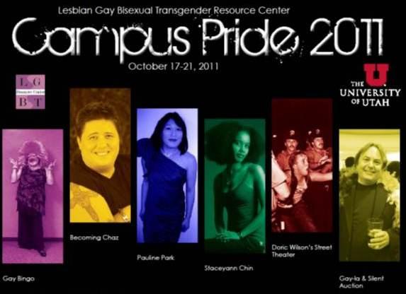 Pride Week Runs Oct 17-21