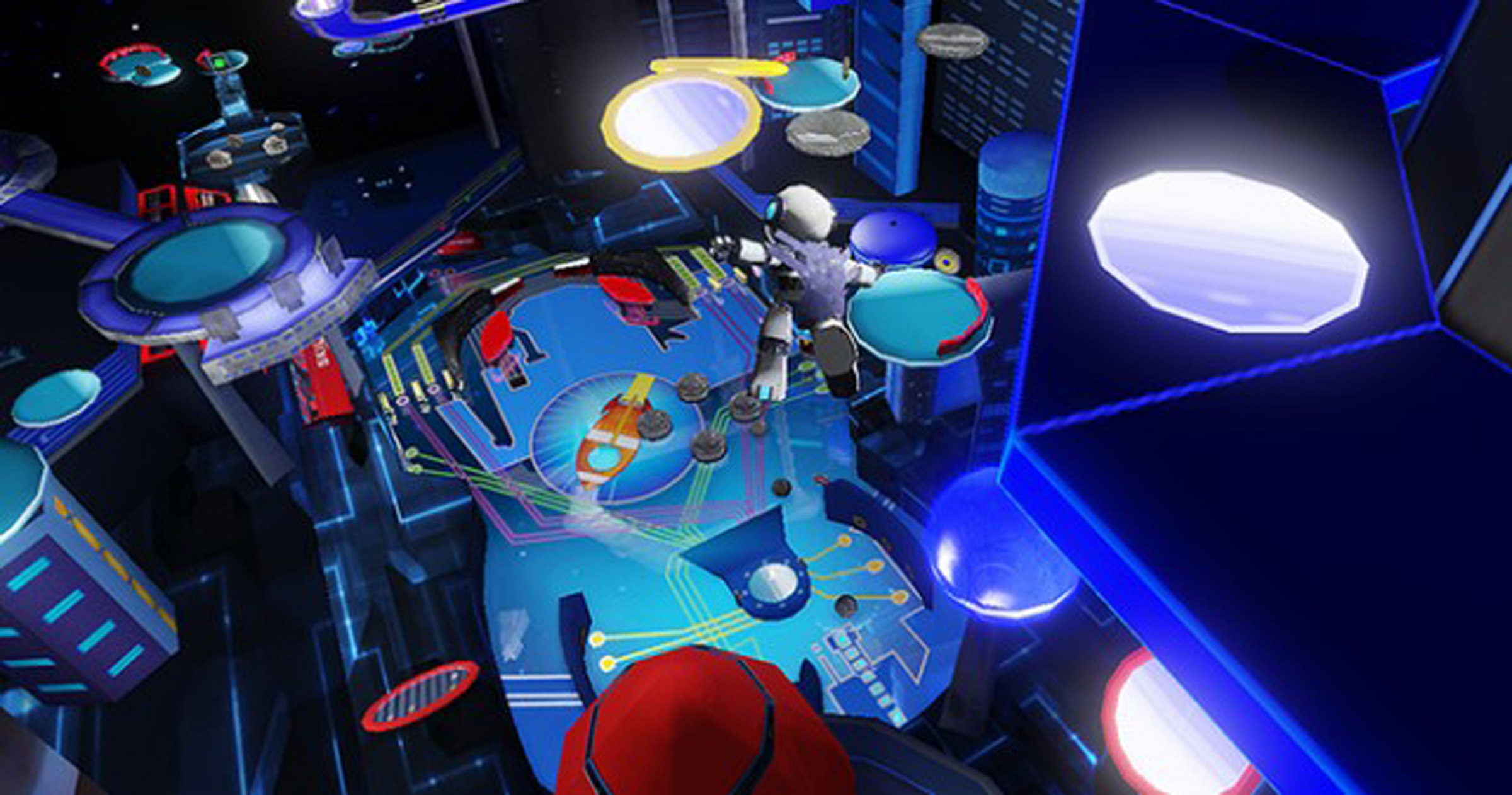 Robot Pinball Escape, a game created by U graduate students in the Master Games Studio, was published in 2012.