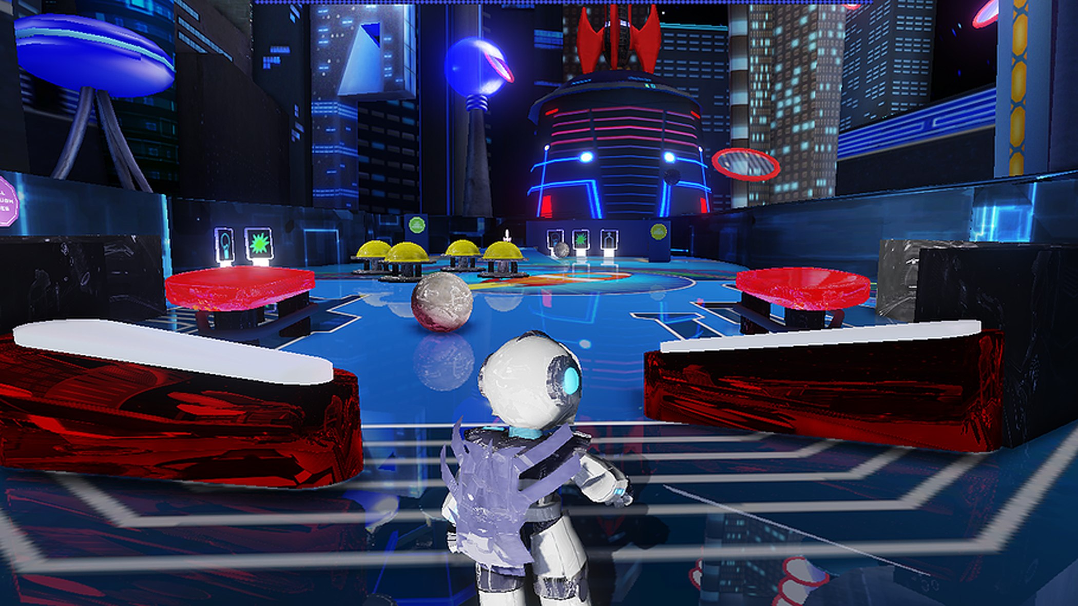 """The first graduating class in the University of Utah's Entertainment Arts and Engineering: Master Games Studio has now released their master thesis project the game, """"Robot Pinball Escape."""""""