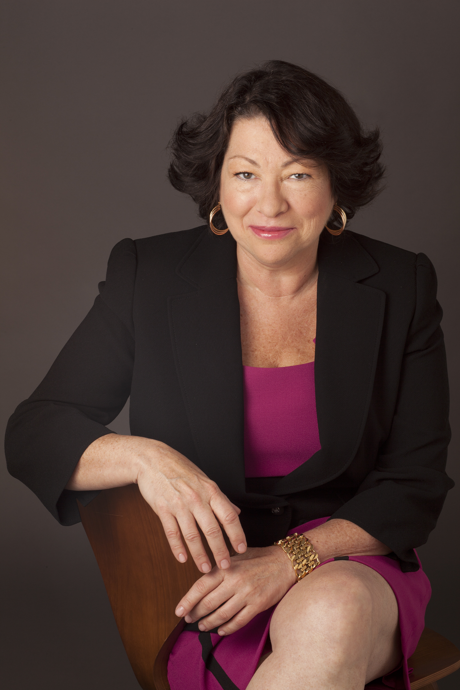 """U.S. Supreme Court Justice Sonia Sotomayor will speak at the University of Utah Jan. 28 at noon in the Huntsman Center. Her appearance highlights the MUSE Project's theme year on justice, for which Sotomayor's book """"My Beloved World"""" is the centerpiece text."""