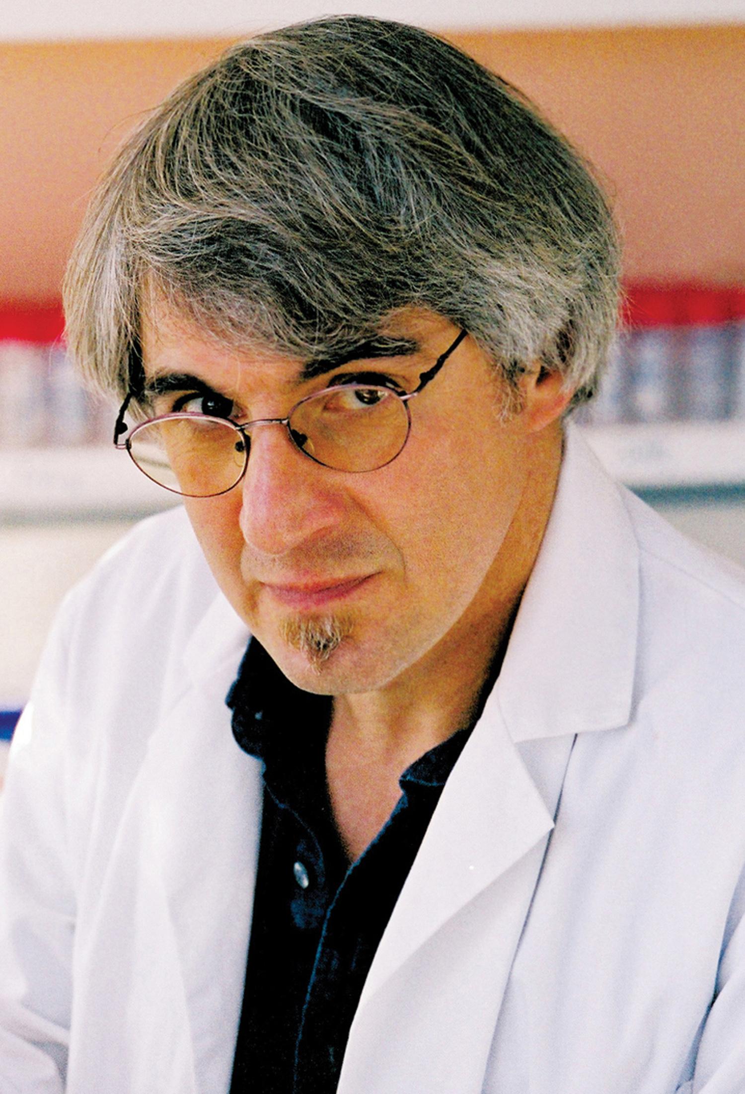 Sean Tavtigian, Ph.D., a Huntsman Cancer Institute (HCI) investigator and associate professor in the Department of Oncological Sciences at the University of Utah.