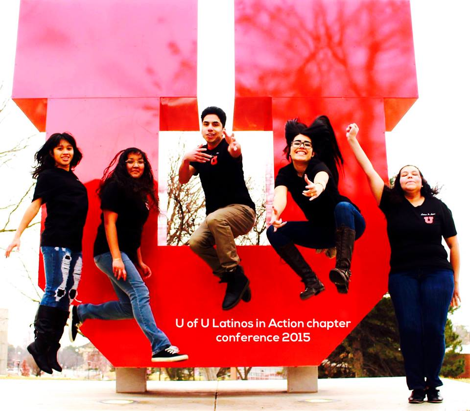 Nearly 2,000 Latino middle and high school students will visit the U Friday, March 27, for the annual Latinos in Action conference. The University of Utah student chapter of Latinos in Action has been heavily involved in planning the conference, including securing space, inviting faculty and staff to present, gathering volunteers and creating a video.