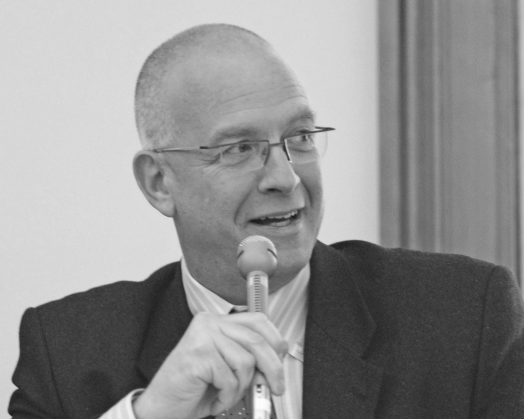 University of Utah Law Professor Amos Guiora