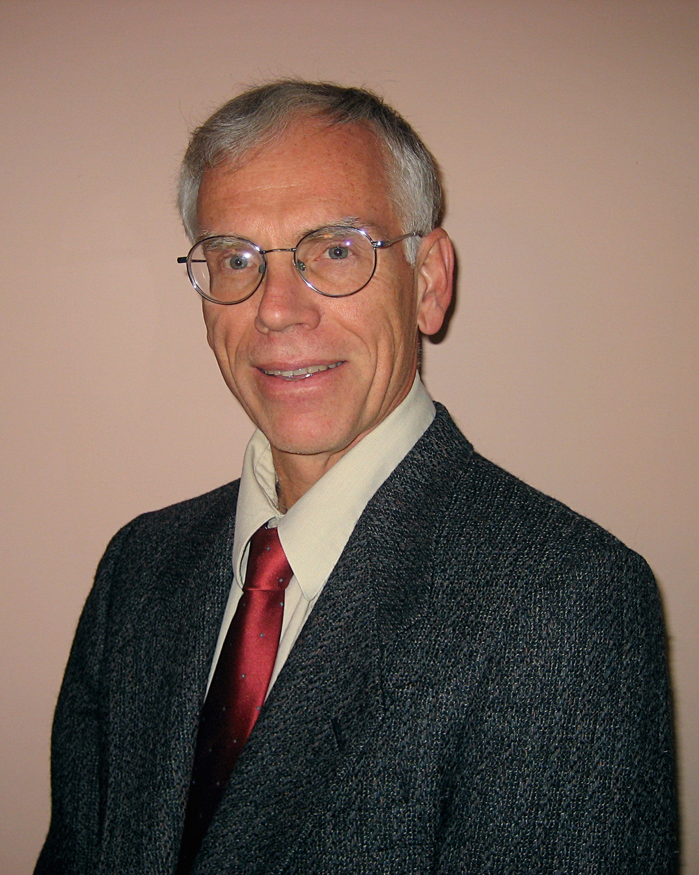 Peter Armentrout, distinguished professor of chemistry at the University of Utah