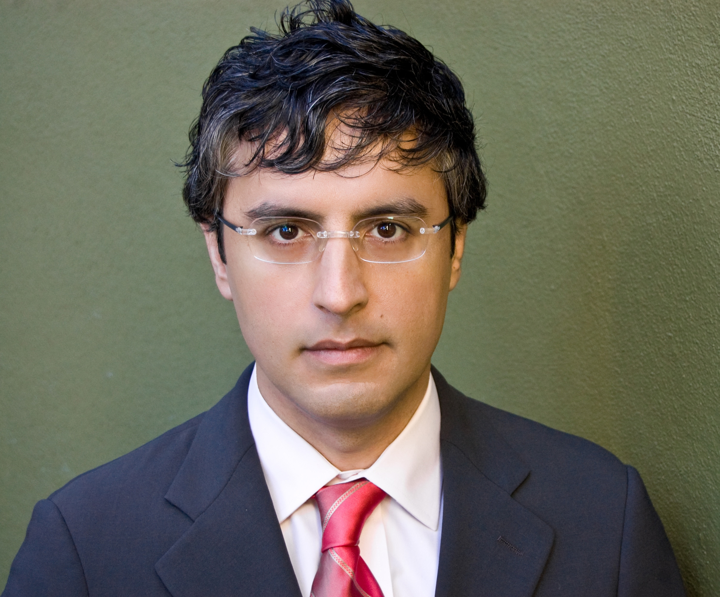 Acclaimed author Reza Aslan will give this year's Sterling M. McMurrin Lecture on Religion and Culture on Monday, Oct. 25 at 7 p.m. in the Salt Lake City Main Library's Nancy Tessman auditorium.