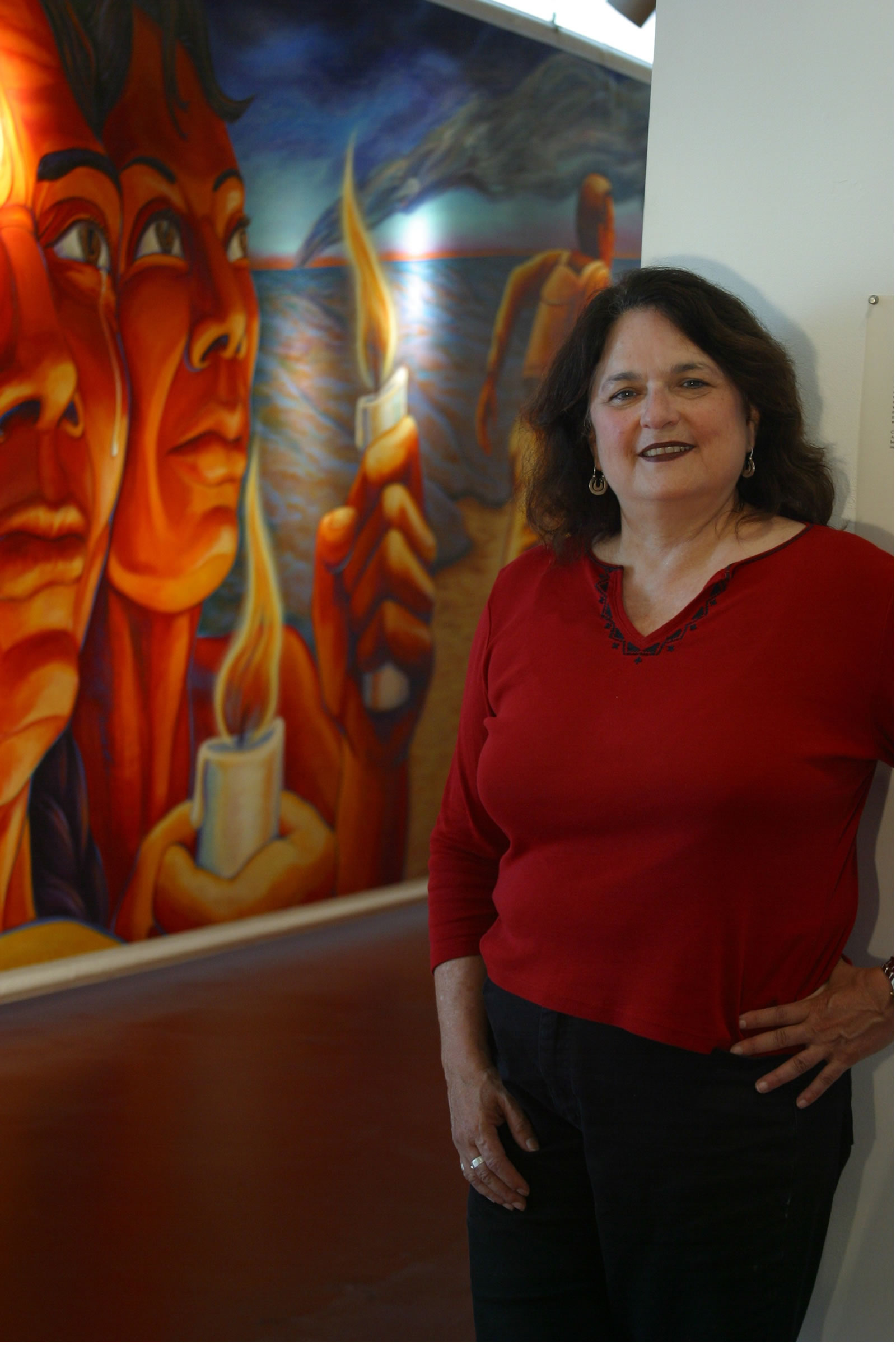 Professor Judith F. Baca, Founder/Artistic Director of SPARC