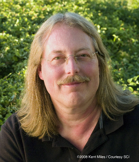 Christopher R. Johnson, distinguished professor of computer science and director of the Scientific Computing and Imaging (SCI) Institute at the University of Utah, was honored at today's University commencement ceremonies with the Rosenblatt Prize for Excellence.