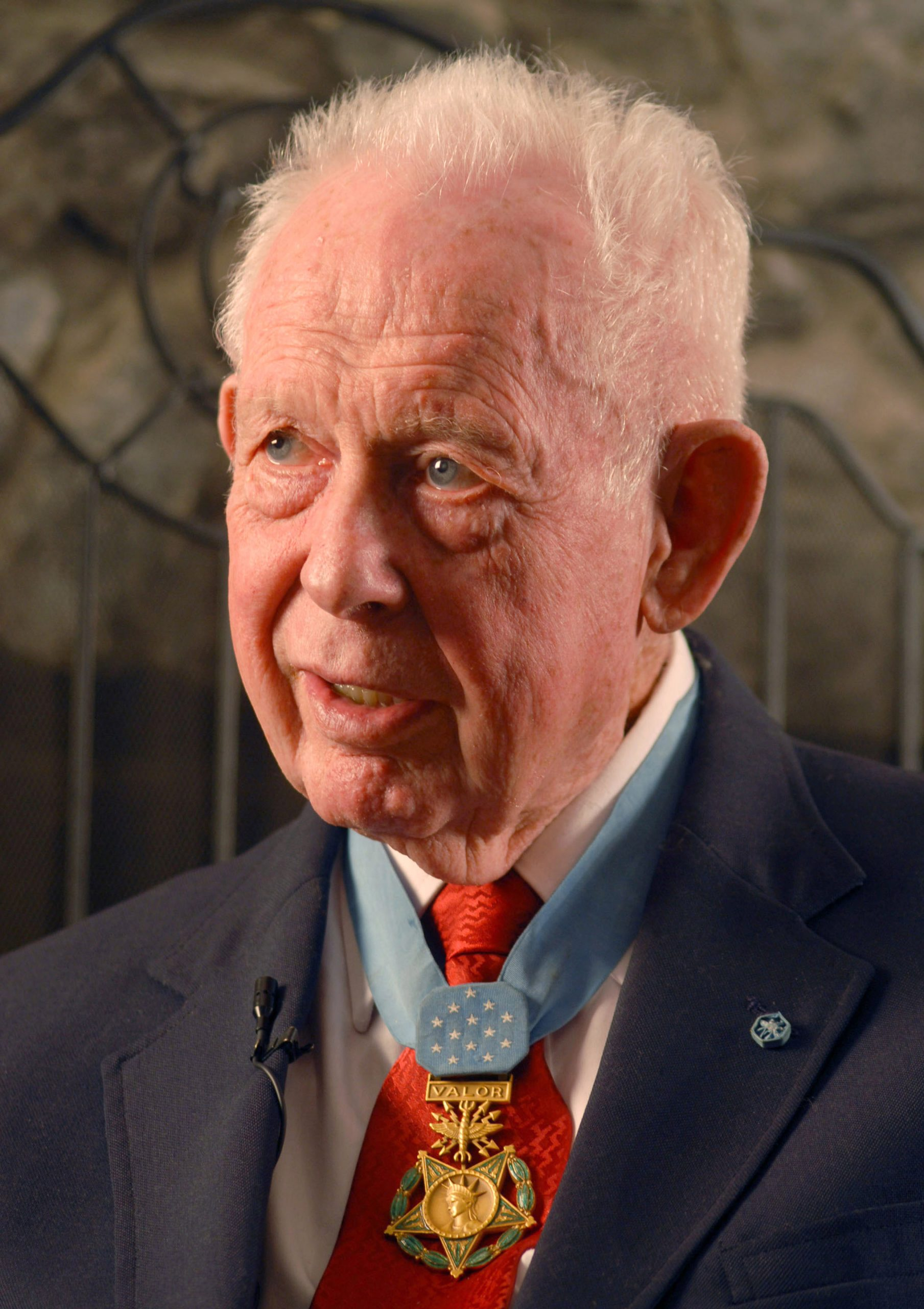 Medal of Honor recipient Col Bernard Fisher will receive a diploma from the U of U 57 years after attending classes.