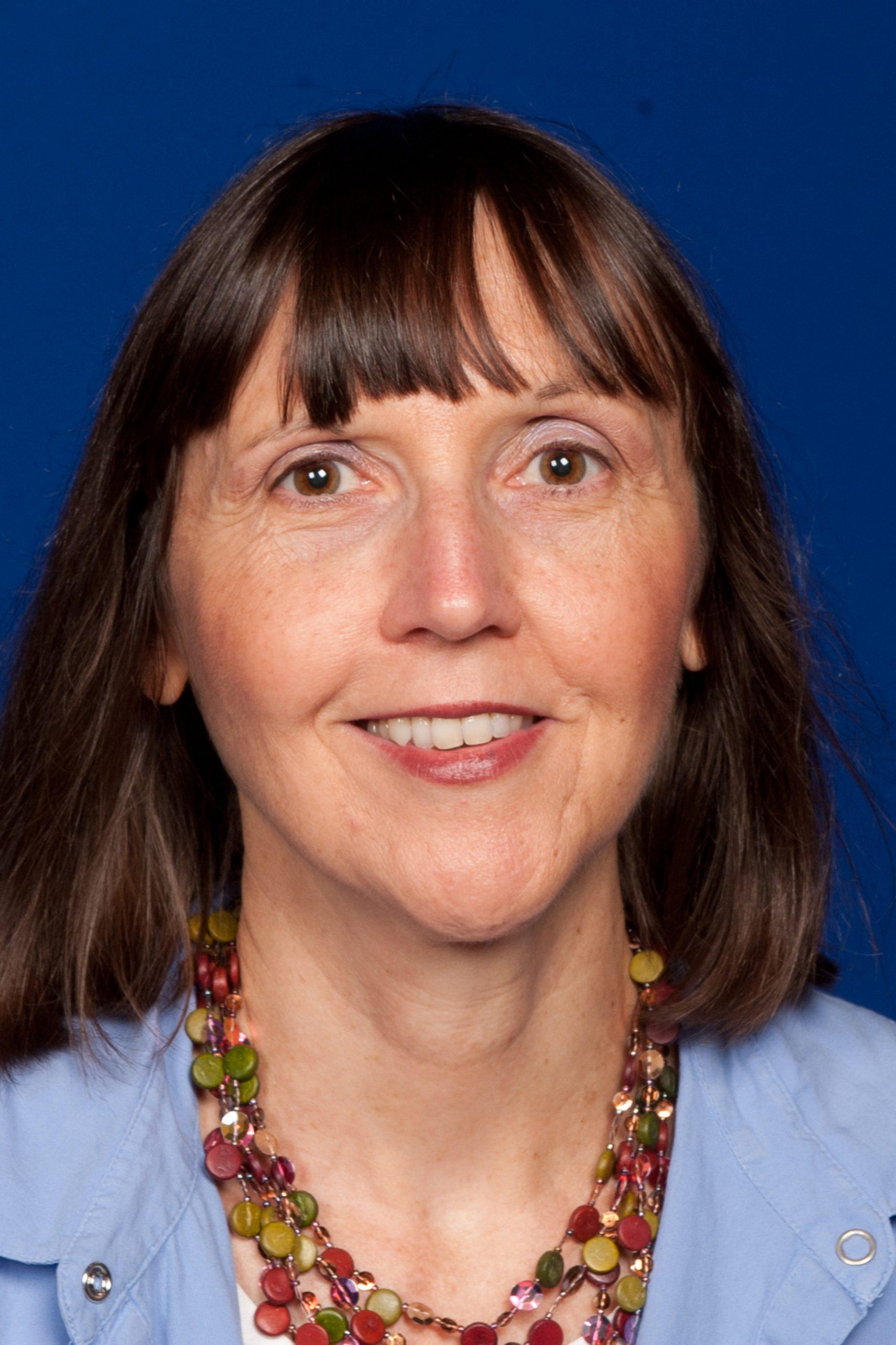 Alberta Davis Comer, new dean of the J. Willard Marriott Library at the University of Utah.
