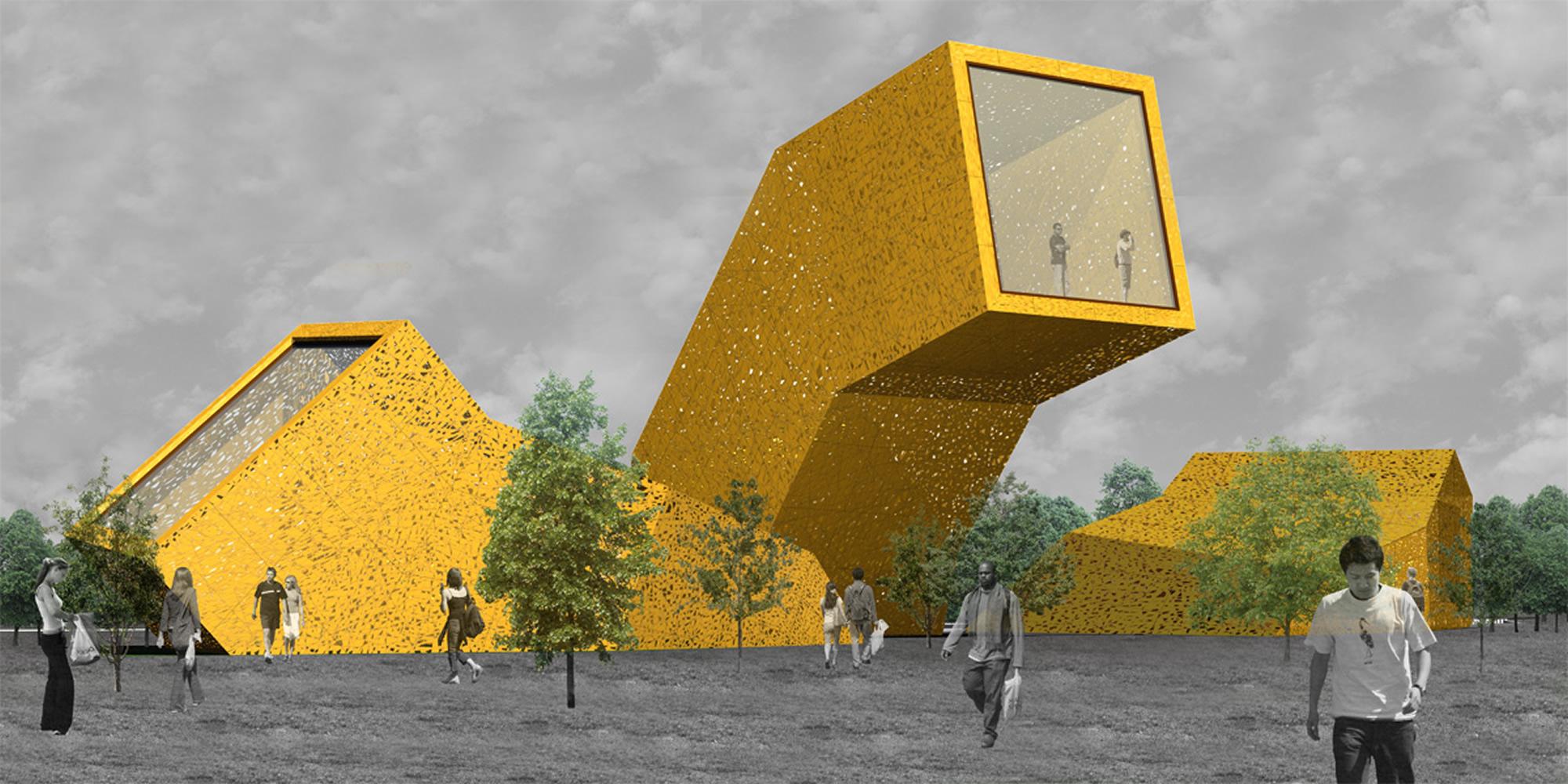 A winning architectural design