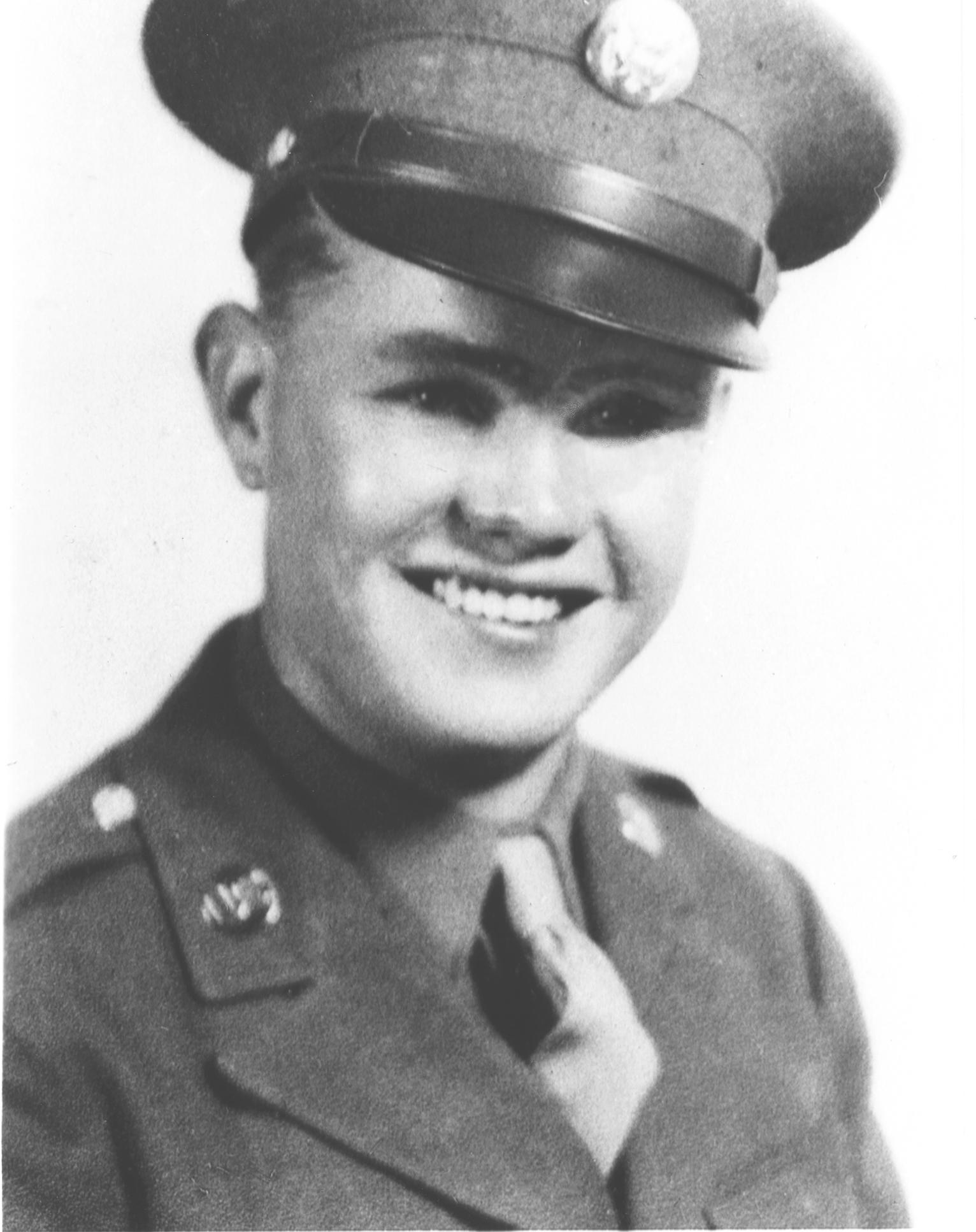 Donald Ward Petersen