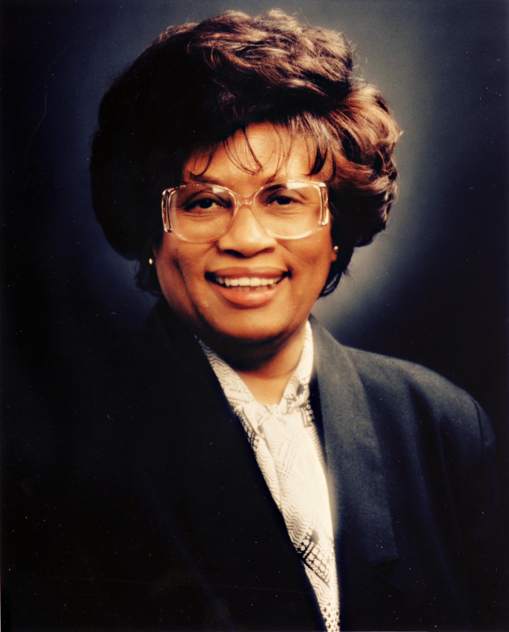 Former U.S. Surgeon General Joycelyn Elders