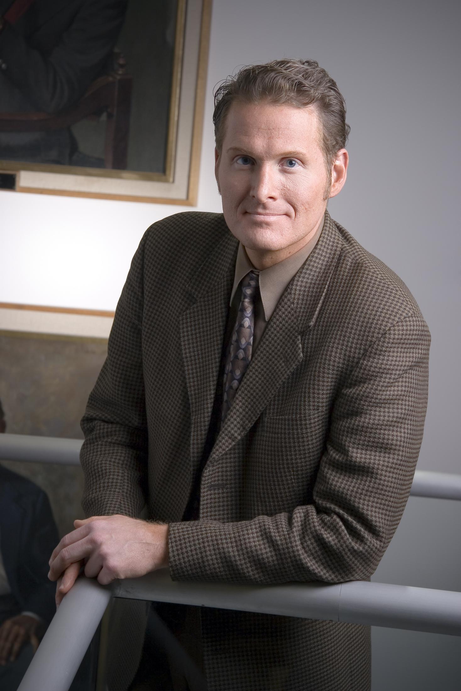 Professor Eric Luna