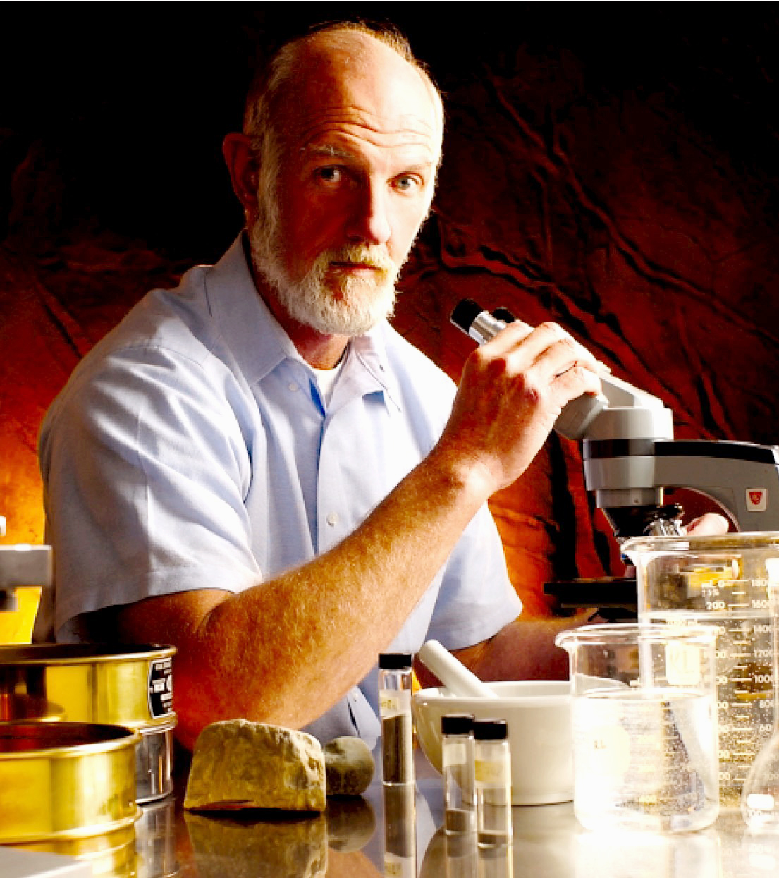 Francis H. Brown, University of Utah geologist