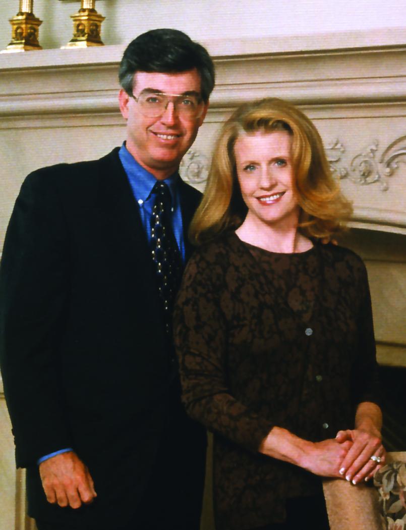Gary and Ann Crocker