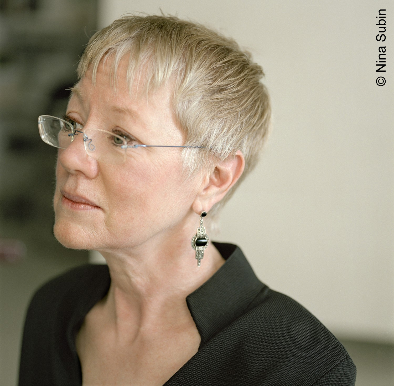 University of Michigan poet Linda Gregerson.