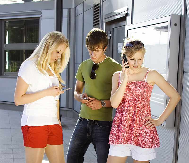 U study confirms substantial numbers of teens are sexting.