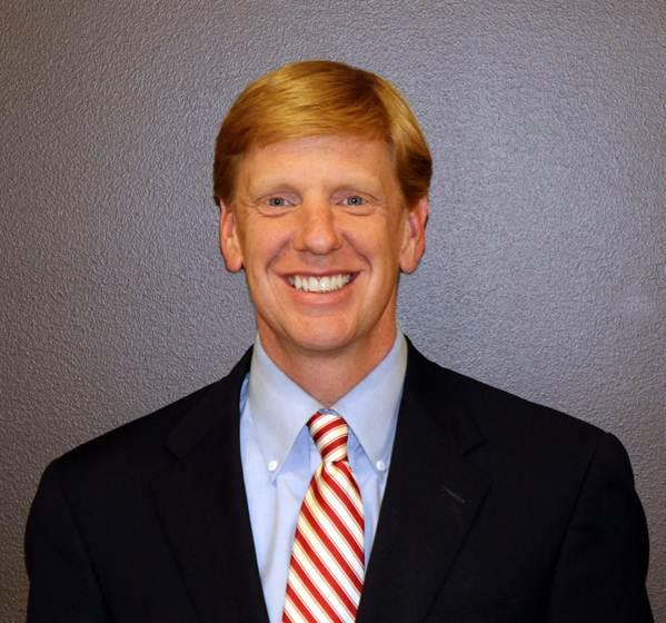 Christian K. Gardner, president of the Gardner Company, newest member of the University of Utah Board of Trustees.